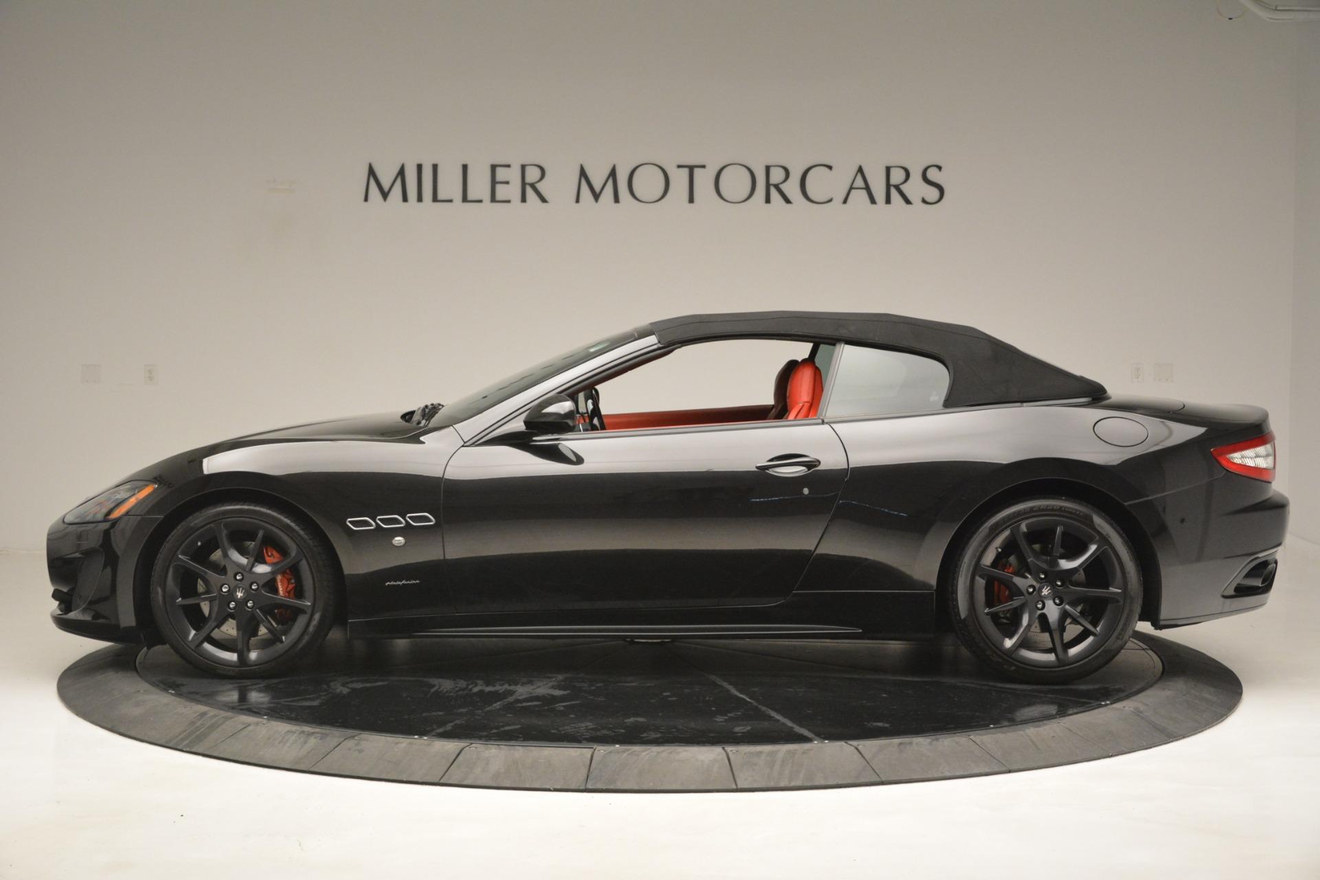 Used 2014 Maserati GranTurismo Sport For Sale 0 In Greenwich, CT