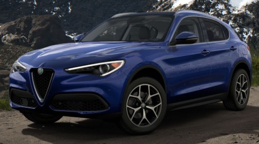 New 2019 Alfa Romeo Stelvio Ti Q4 For Sale 52390 In Greenwich, CT