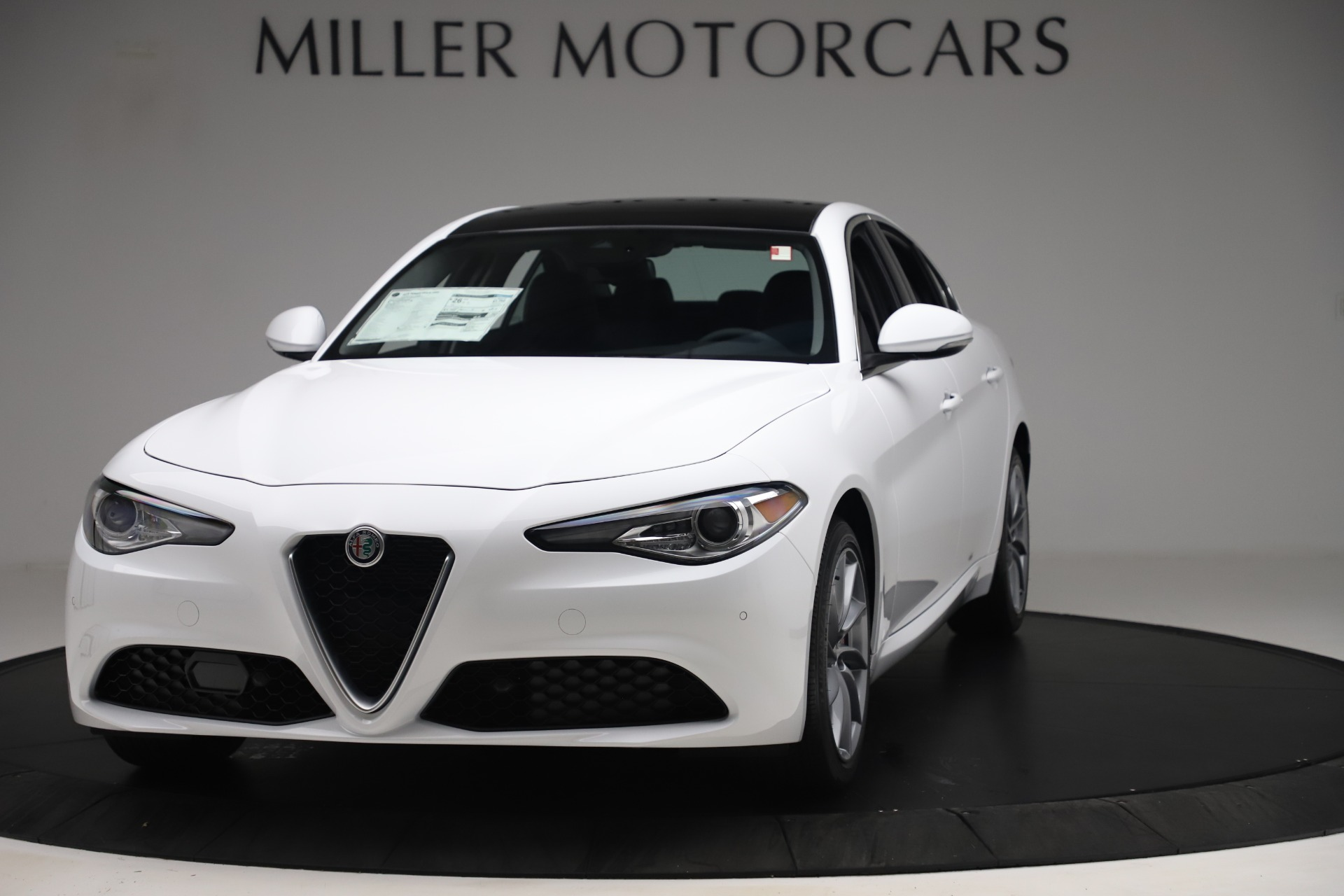 New 2019 Alfa Romeo Giulia Q4 For Sale 46140 In Greenwich, CT