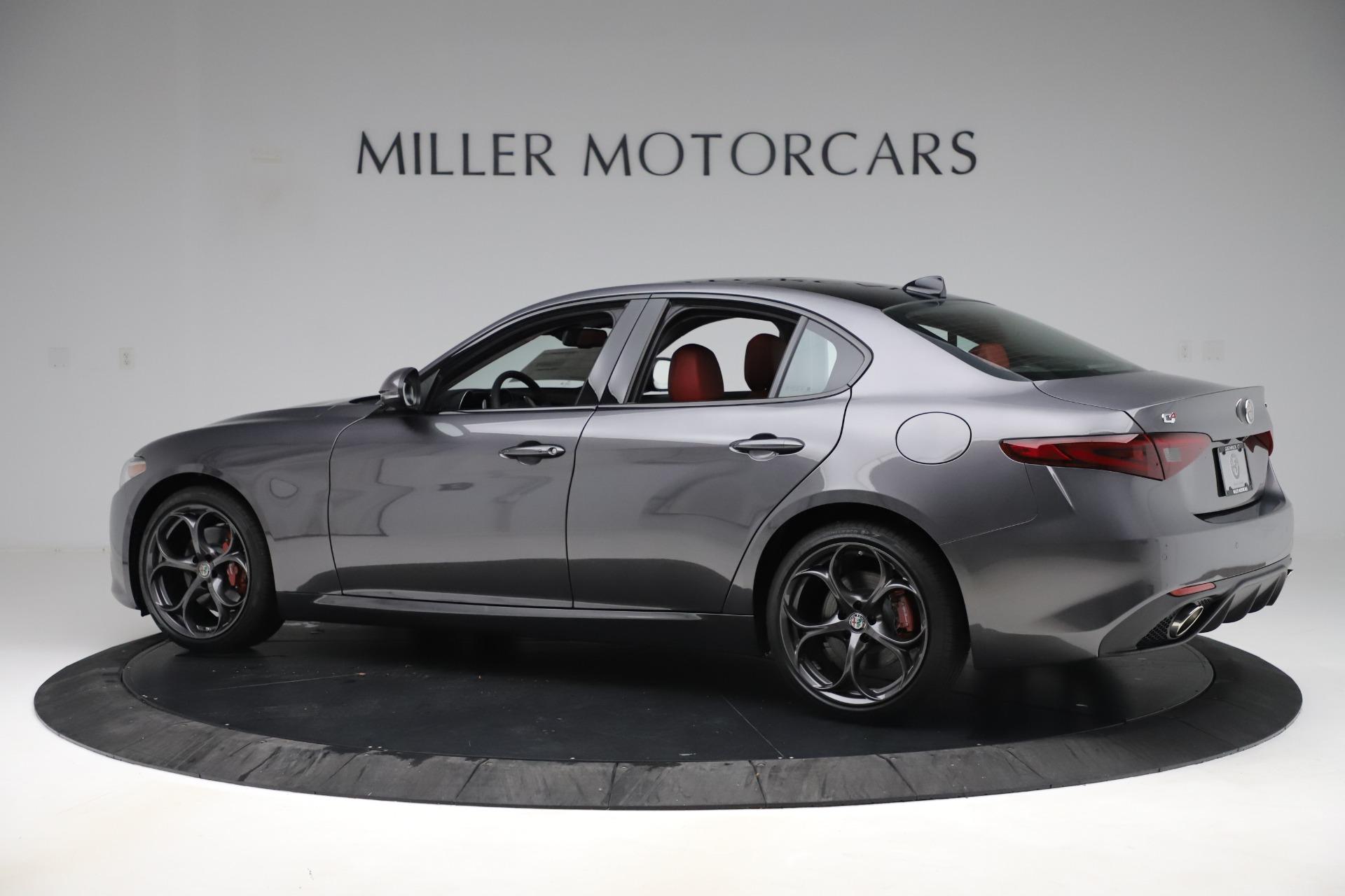 New 2019 Alfa Romeo Giulia Ti Sport Q4 For Sale 0 In Greenwich, CT