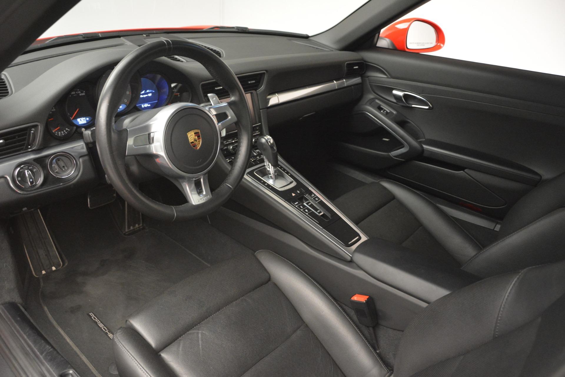 Used 2016 Porsche 911 Targa 4S For Sale 0 In Greenwich, CT