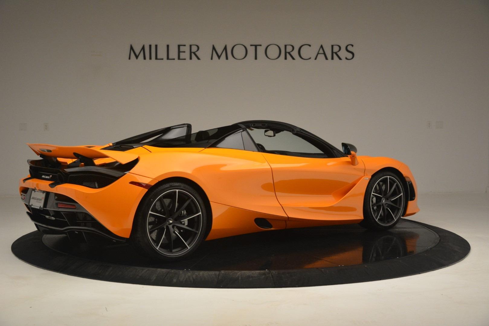 New 2020 McLaren 720S Spider For Sale 406620 In Greenwich, CT