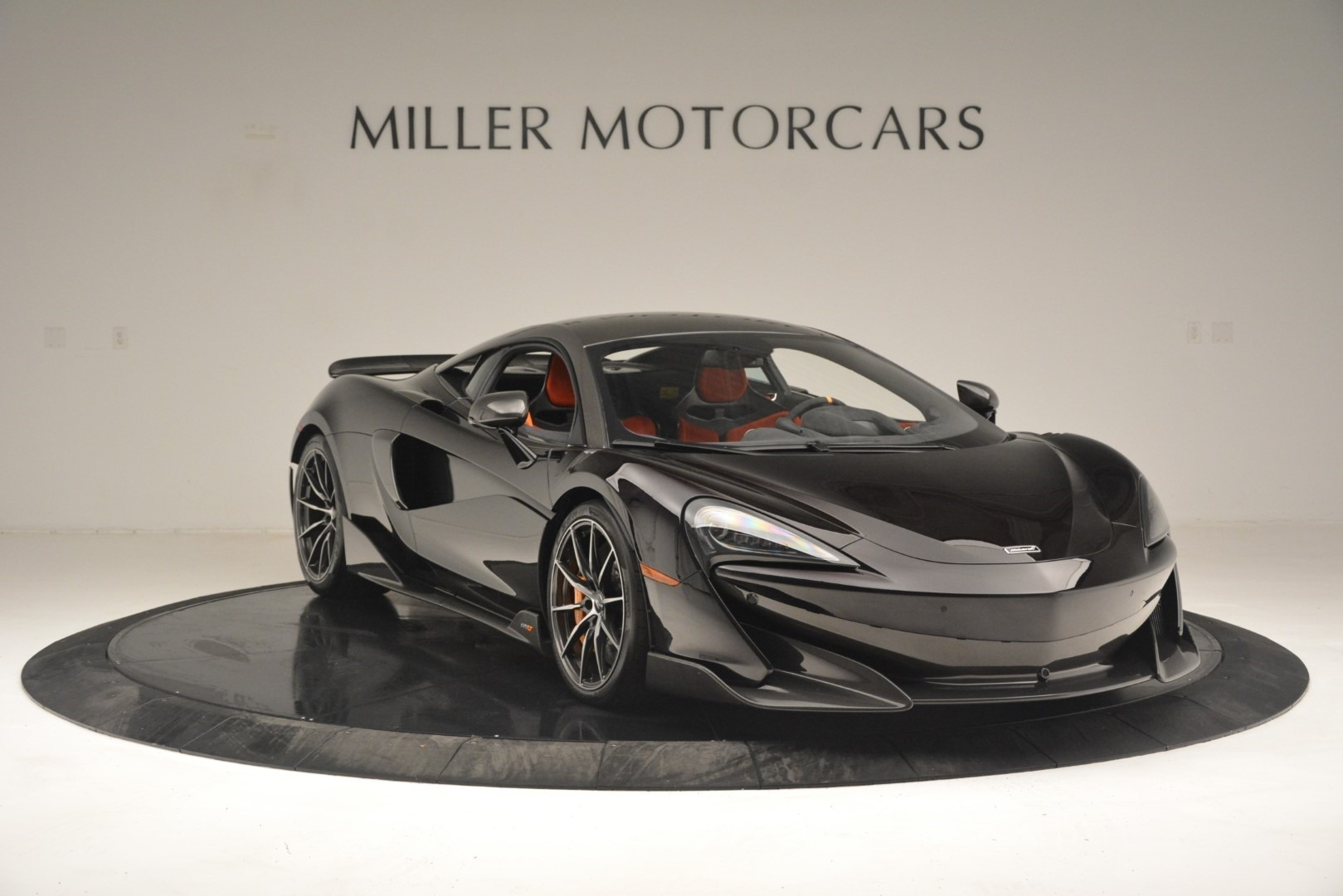 New 2019 McLaren 600LT Coupe For Sale 310090 In Greenwich, CT