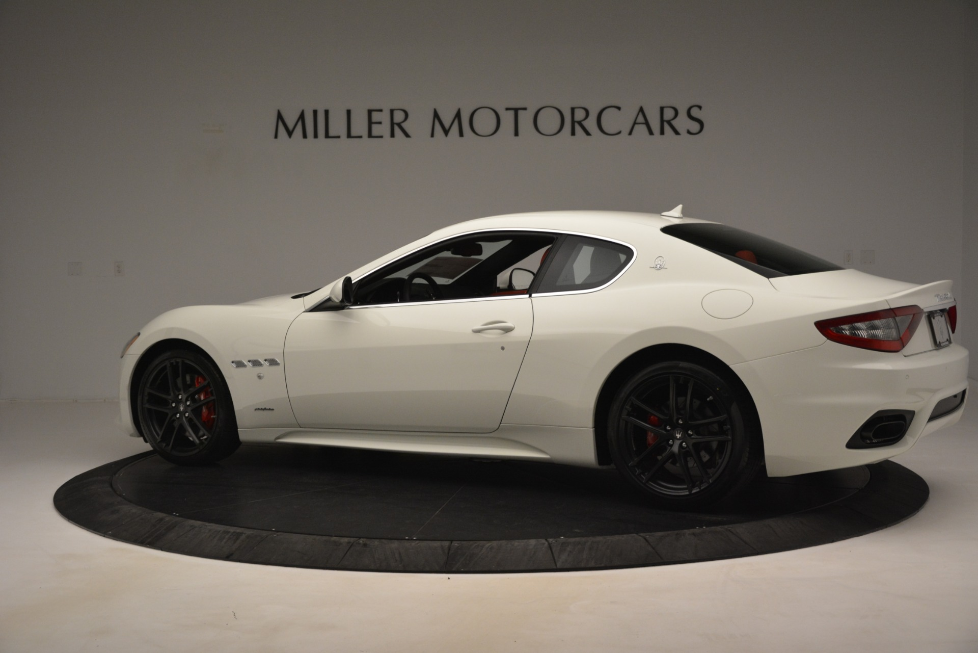 New 2018 Maserati GranTurismo Sport For Sale 144535 In Greenwich, CT