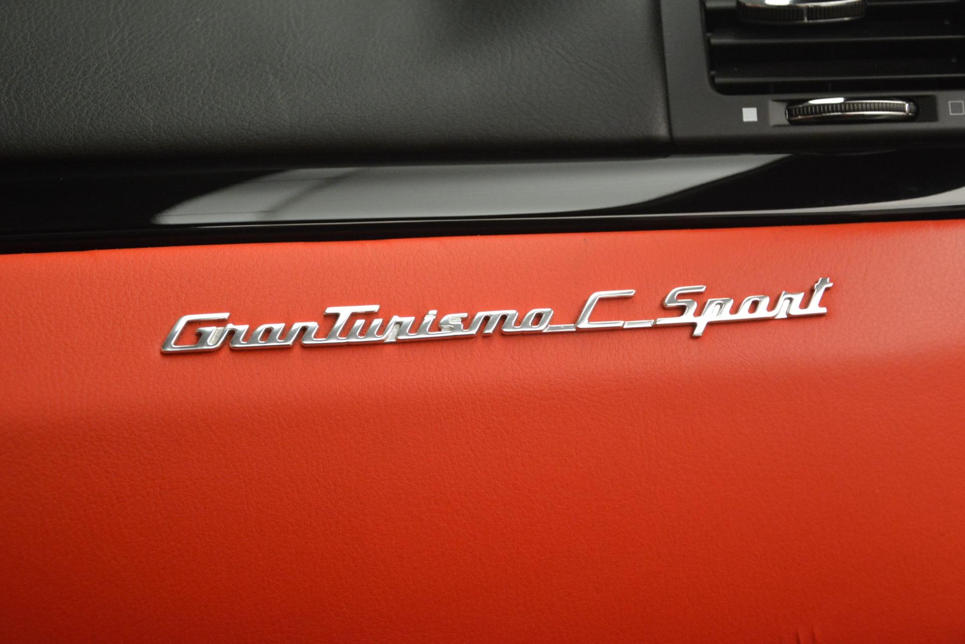 Used 2015 Maserati GranTurismo Sport For Sale 79900 In Greenwich, CT
