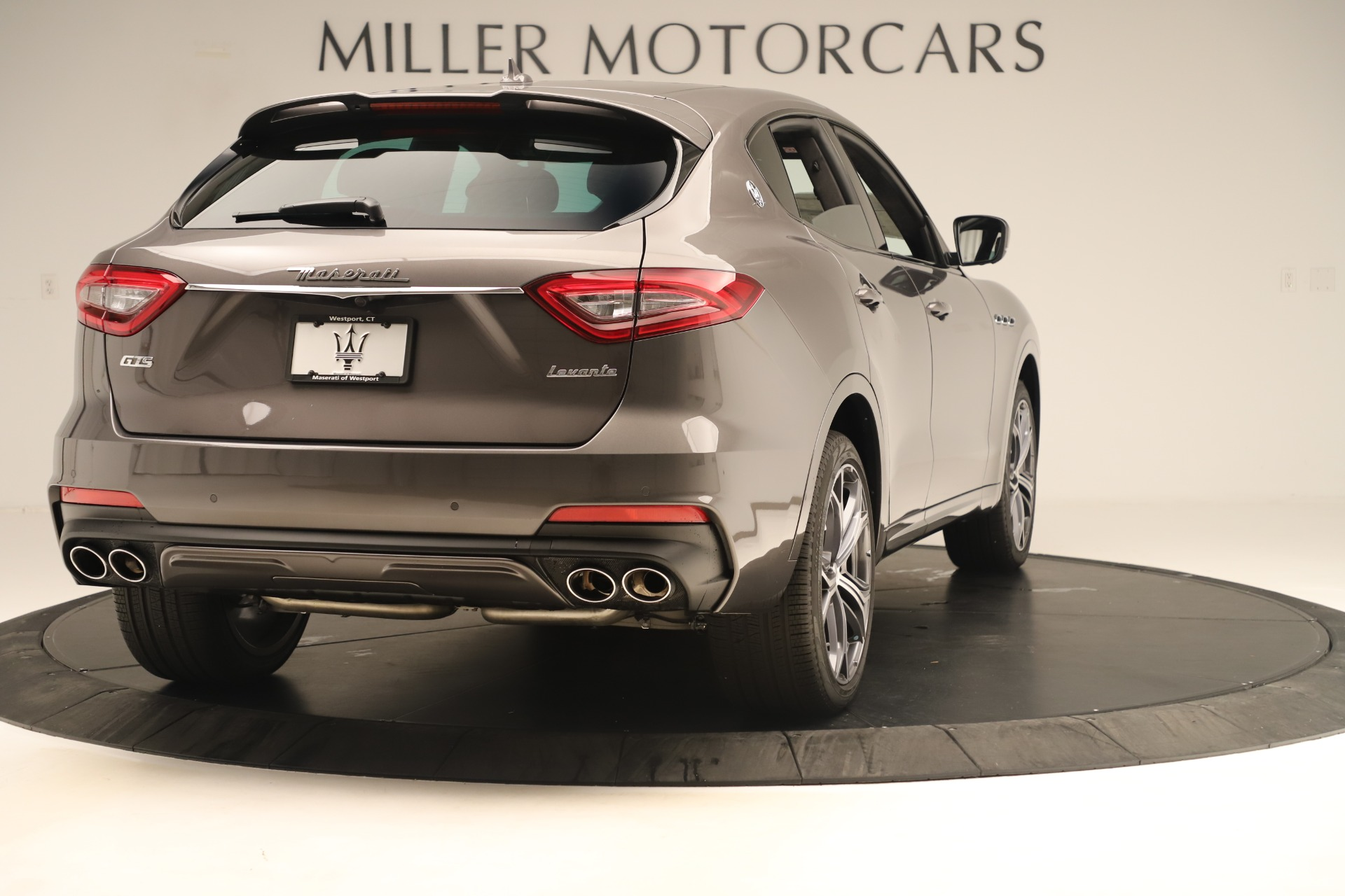 New 2019 Maserati Levante GTS For Sale 133105 In Greenwich, CT