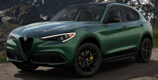 New 2019 Alfa Romeo Stelvio Ti Q4 For Sale 51340 In Greenwich, CT