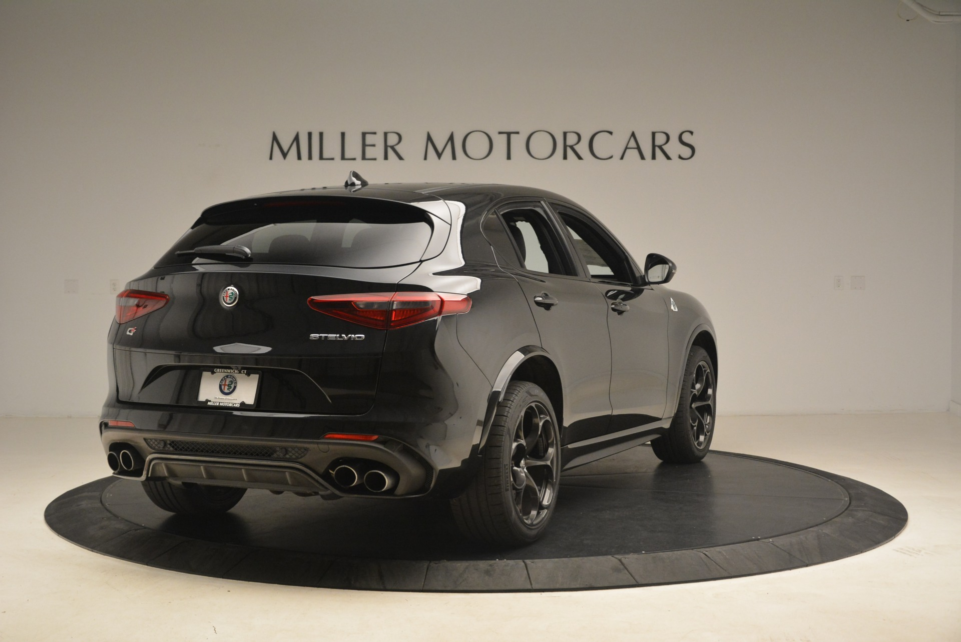 New 2019 Alfa Romeo Stelvio Quadrifoglio For Sale 86790 In Greenwich, CT