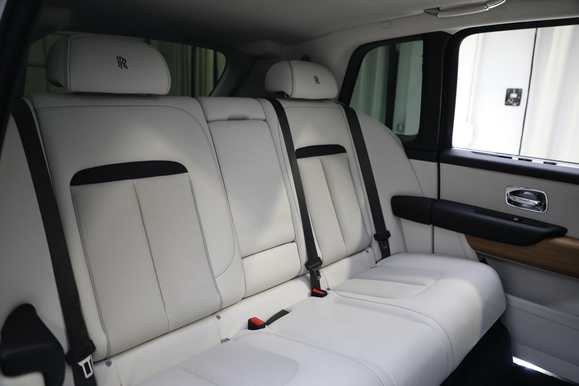 New 2019 Rolls-Royce Cullinan  For Sale 366075 In Greenwich, CT