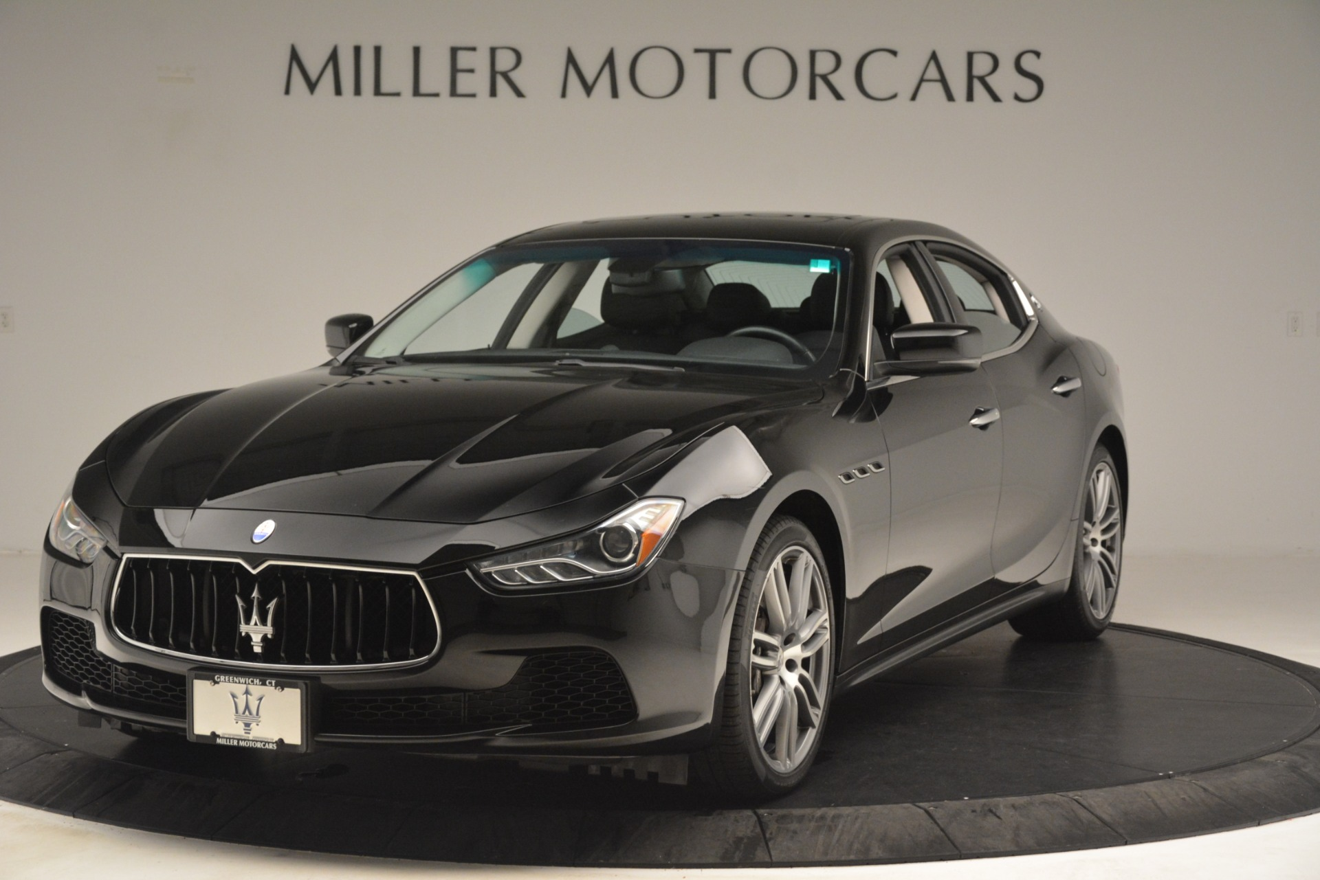 Used 2015 Maserati Ghibli S Q4 For Sale 41900 In Greenwich, CT