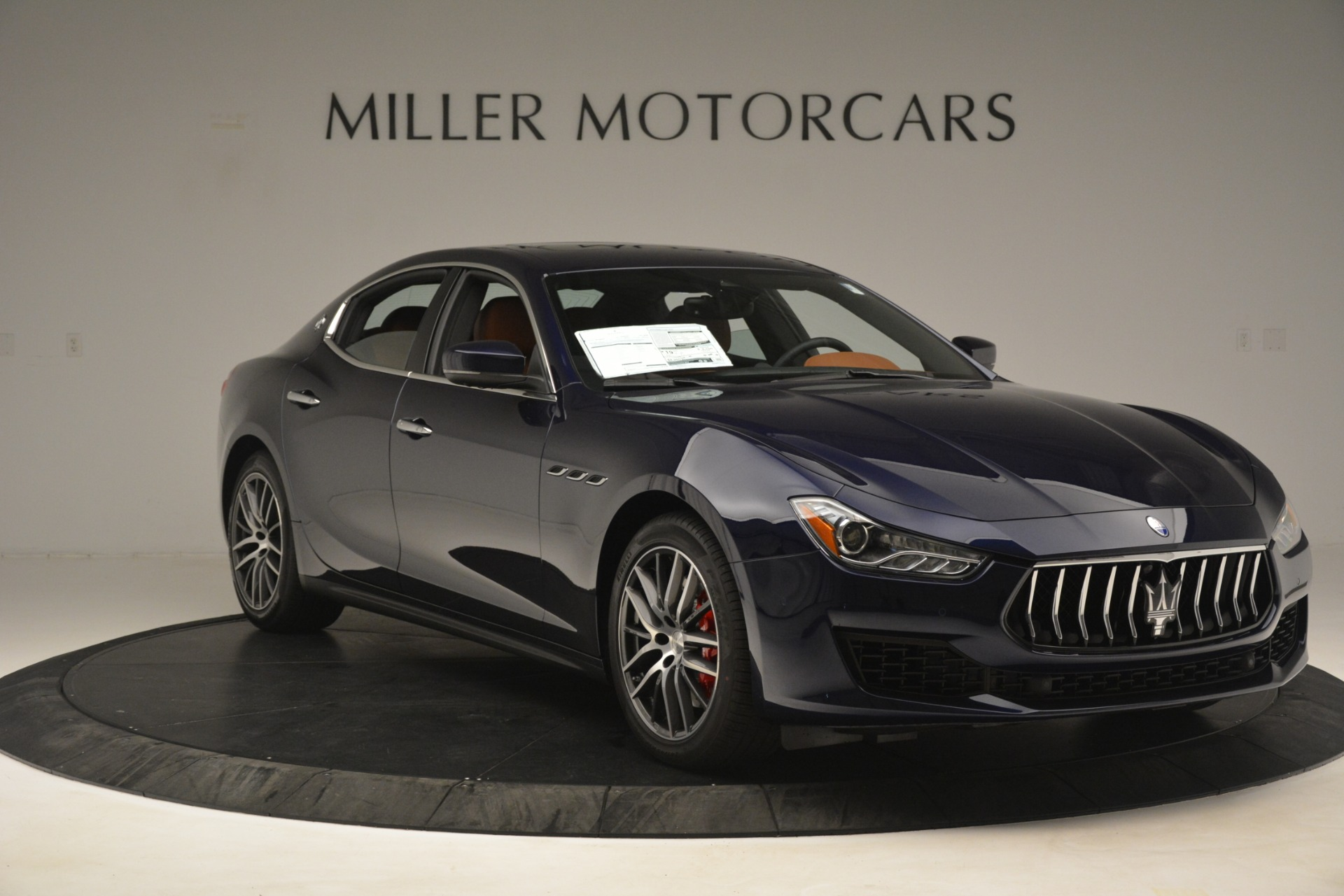New 2019 Maserati Ghibli S Q4 For Sale 89520 In Greenwich, CT