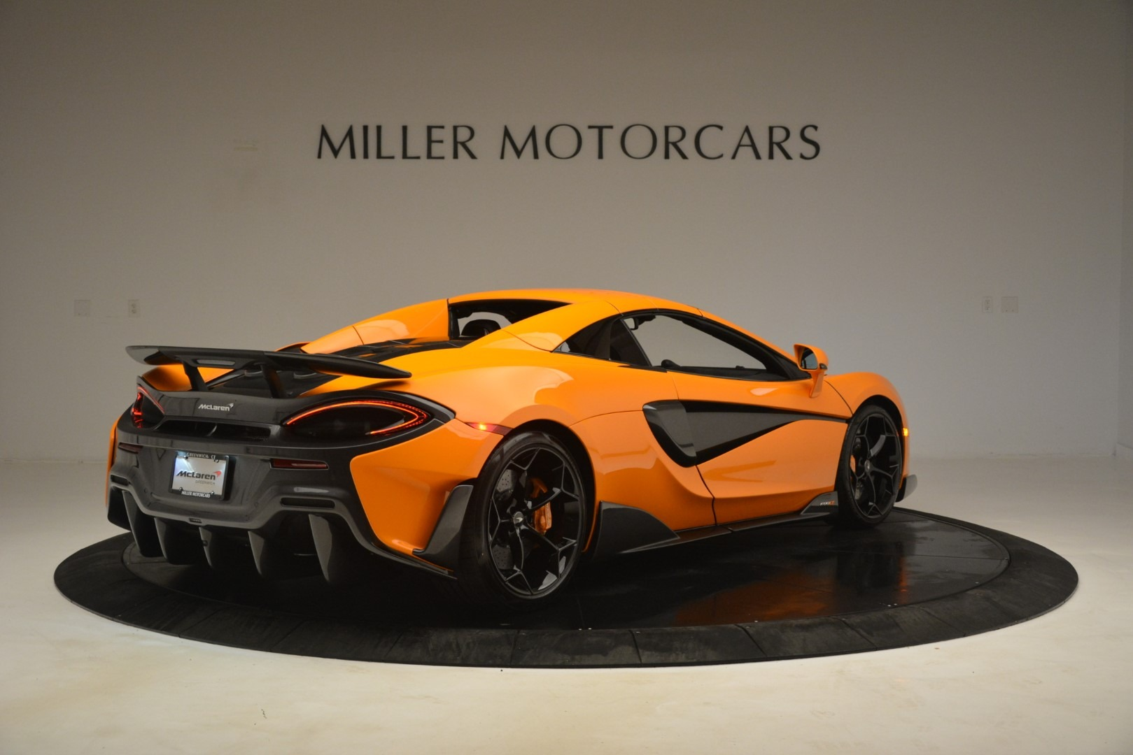 New 2020 McLaren 600LT Spider Convertible For Sale 280200 In Greenwich, CT