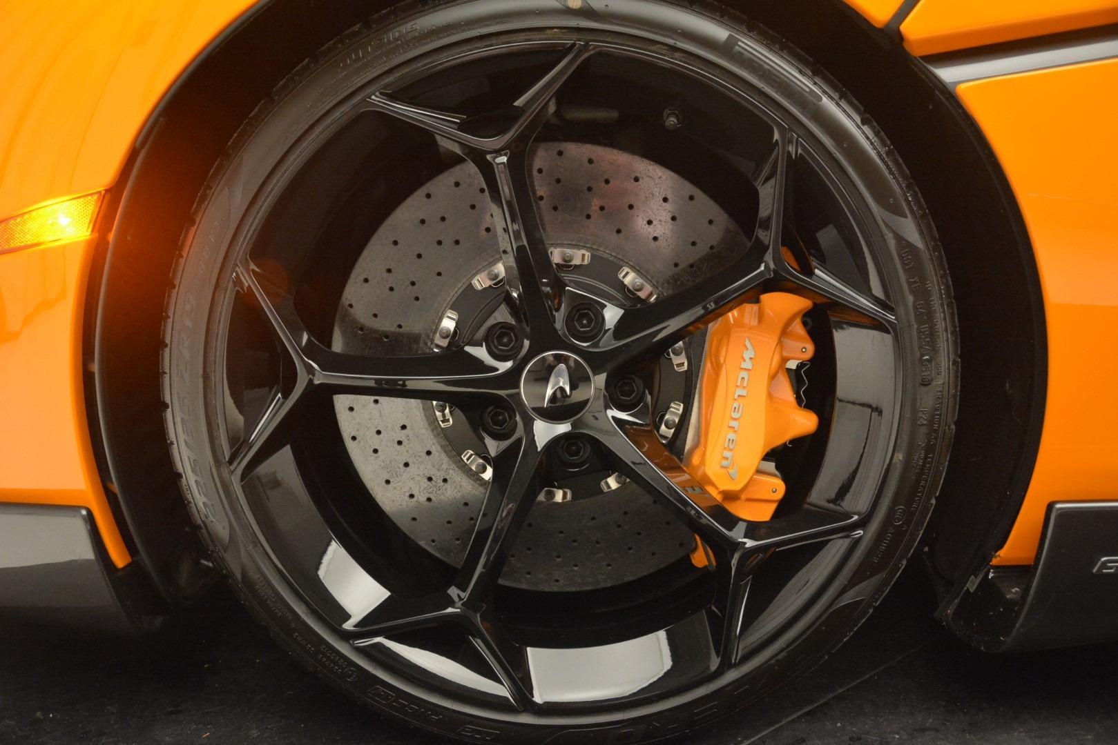 New 2020 McLaren 600LT Spider Convertible For Sale 280200 In Greenwich, CT