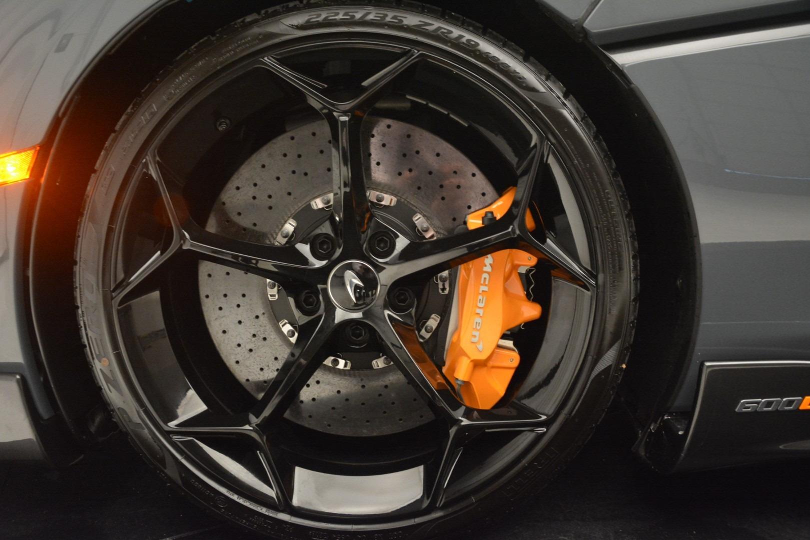 New 2020 McLaren 600LT Spider Convertible For Sale 0 In Greenwich, CT