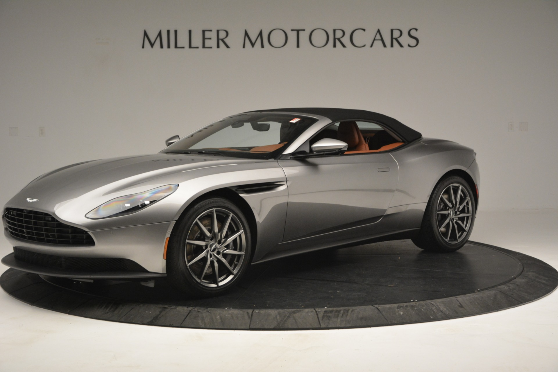 New 2019 Aston Martin DB11 V8 Convertible For Sale 256541 In Greenwich, CT