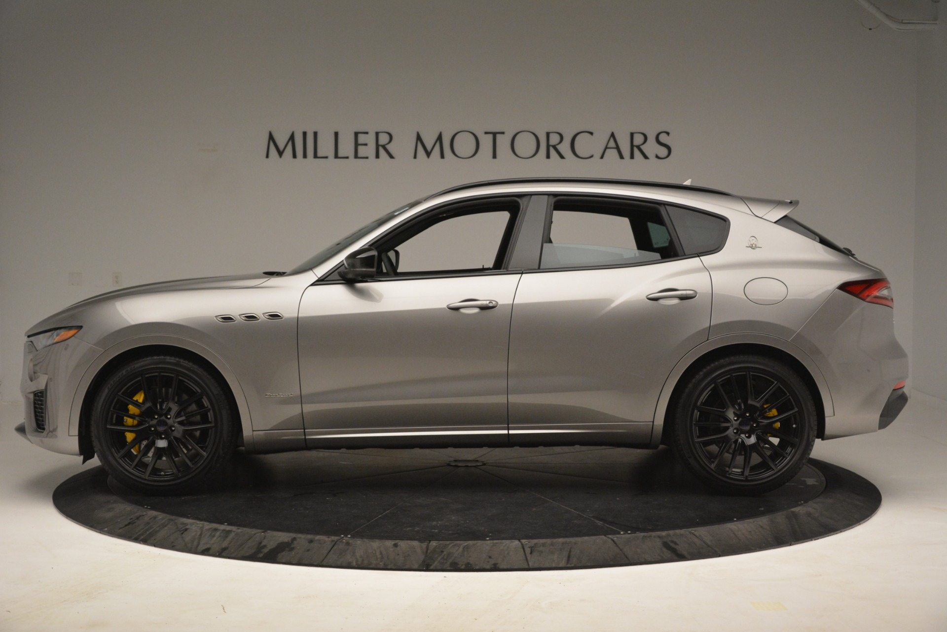New 2019 Maserati Levante S Q4 GranSport For Sale 104825 In Greenwich, CT