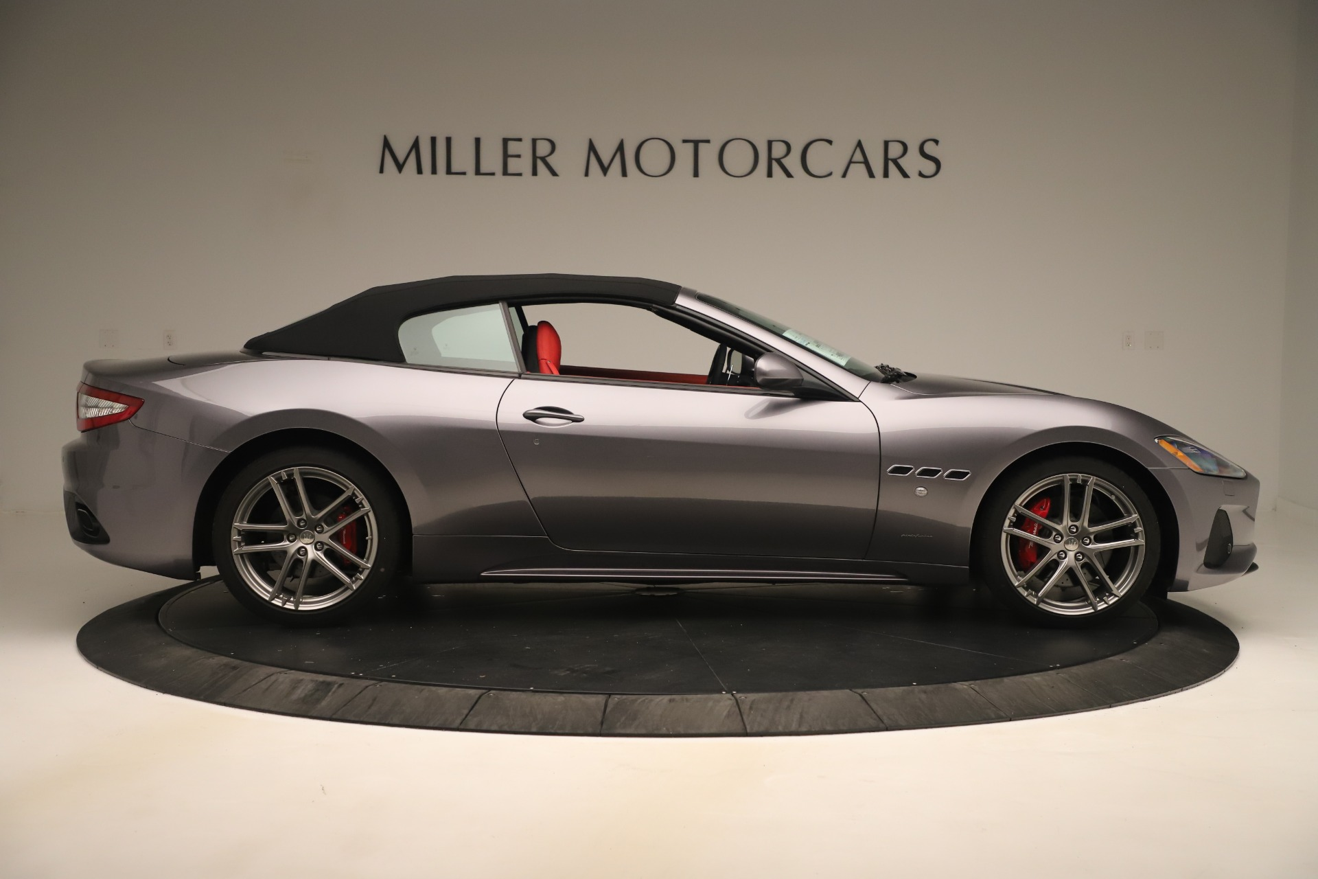 New 2018 Maserati GranTurismo Sport Convertible For Sale 159740 In Greenwich, CT