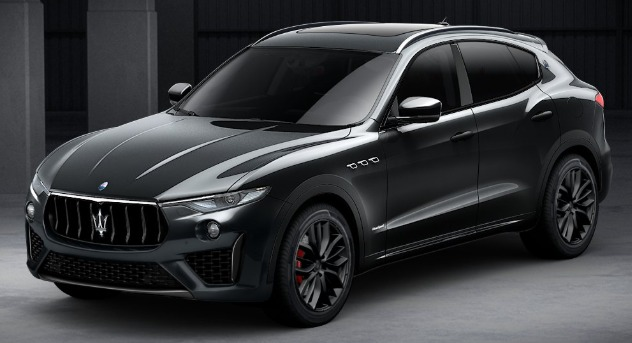 New 2019 Maserati Levante SQ4 GranSport Nerissimo For Sale 104230 In Greenwich, CT
