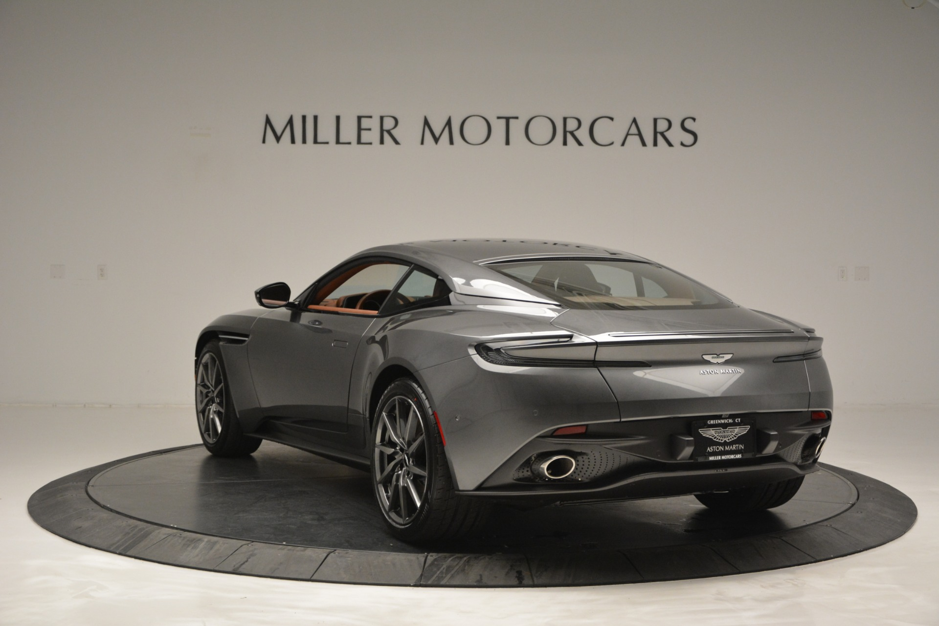 New 2019 Aston Martin DB11 V8 For Sale 228959 In Greenwich, CT