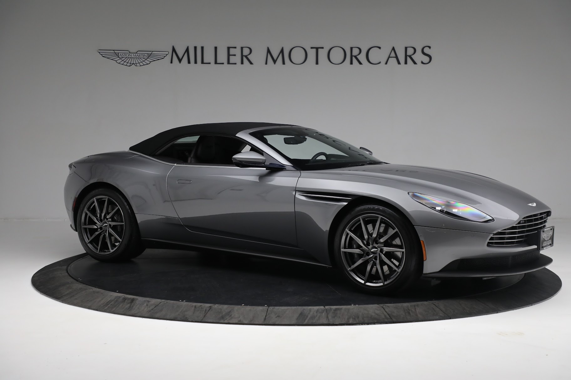 New 2019 Aston Martin DB11 V8 Convertible For Sale 250076 In Greenwich, CT