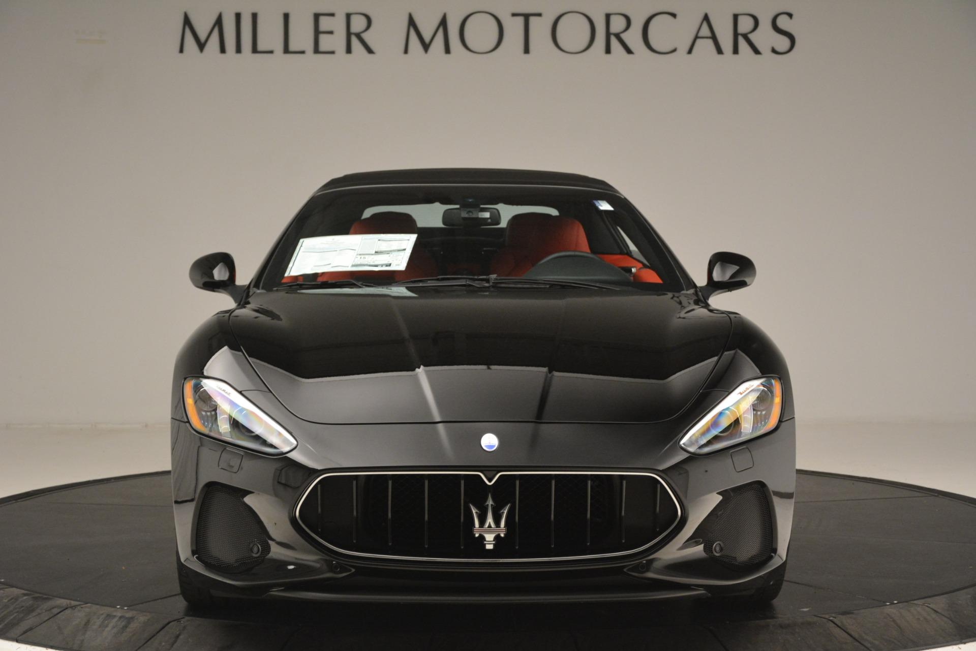 New 2018 Maserati GranTurismo Sport Convertible For Sale 160140 In Greenwich, CT