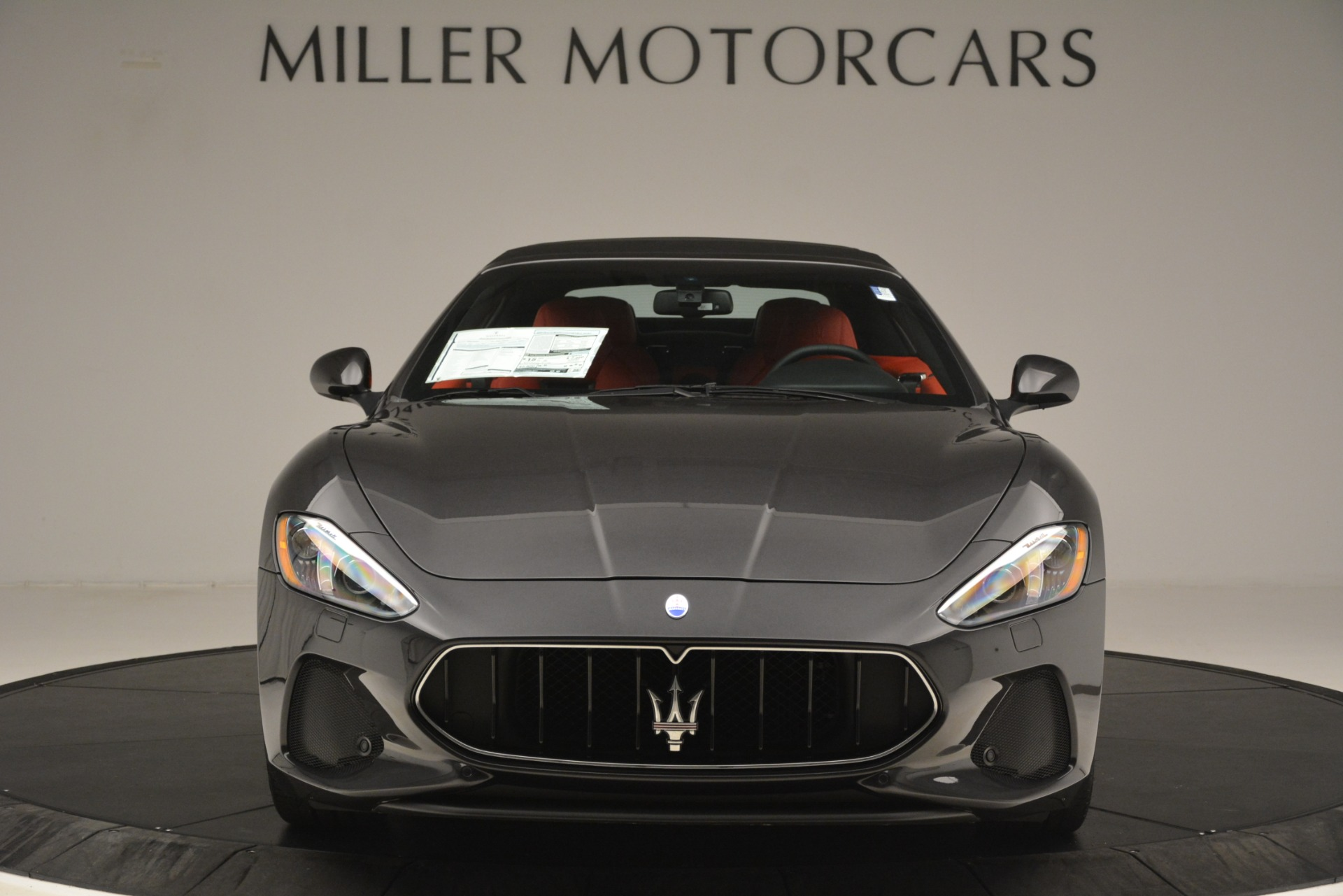 New 2018 Maserati GranTurismo Sport Convertible For Sale 158795 In Greenwich, CT
