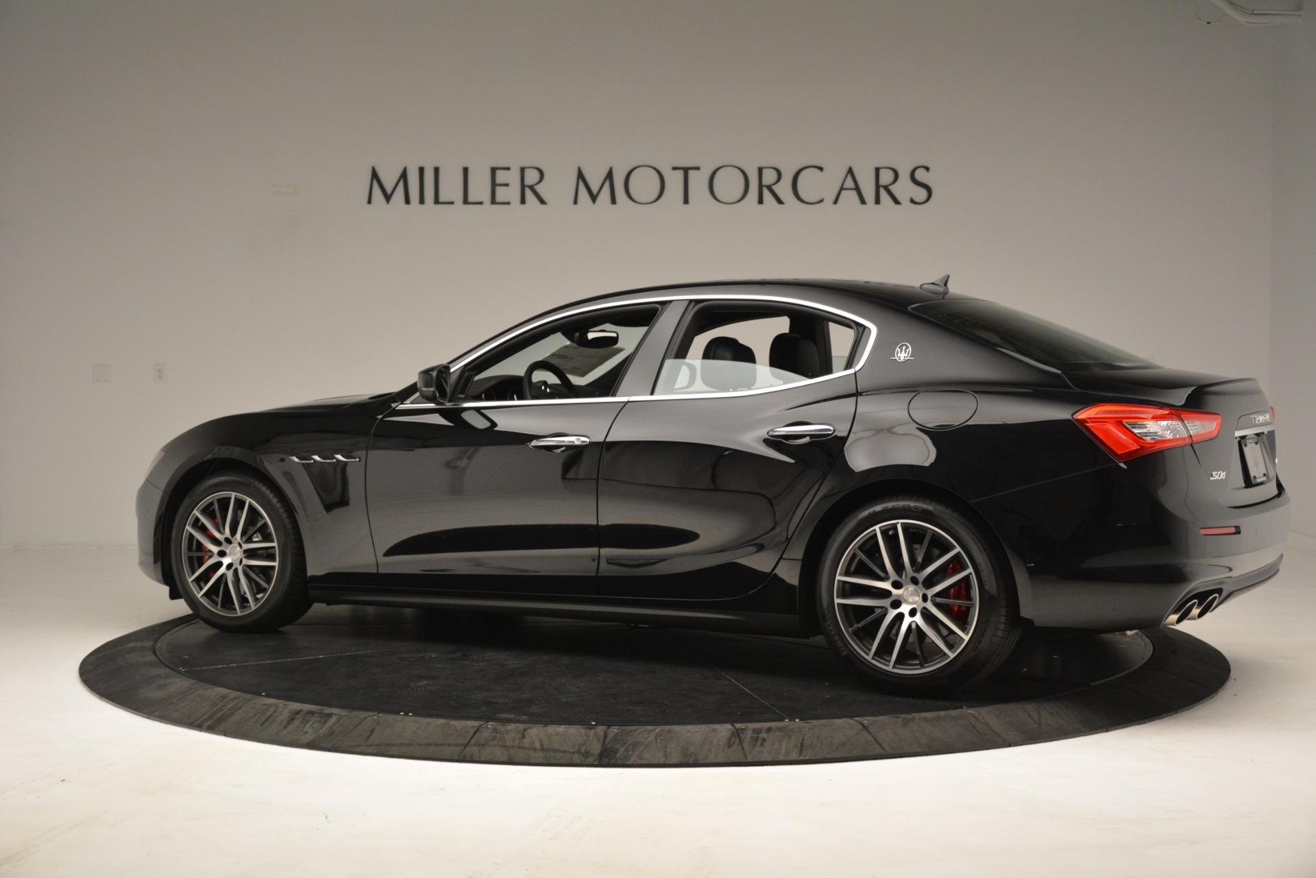 New 2019 Maserati Ghibli S Q4 For Sale 87505 In Greenwich, CT
