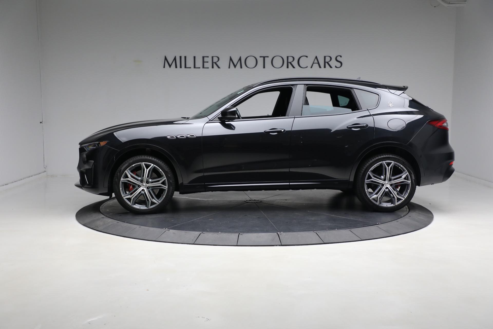 New 2019 Maserati Levante GTS For Sale 134005 In Greenwich, CT