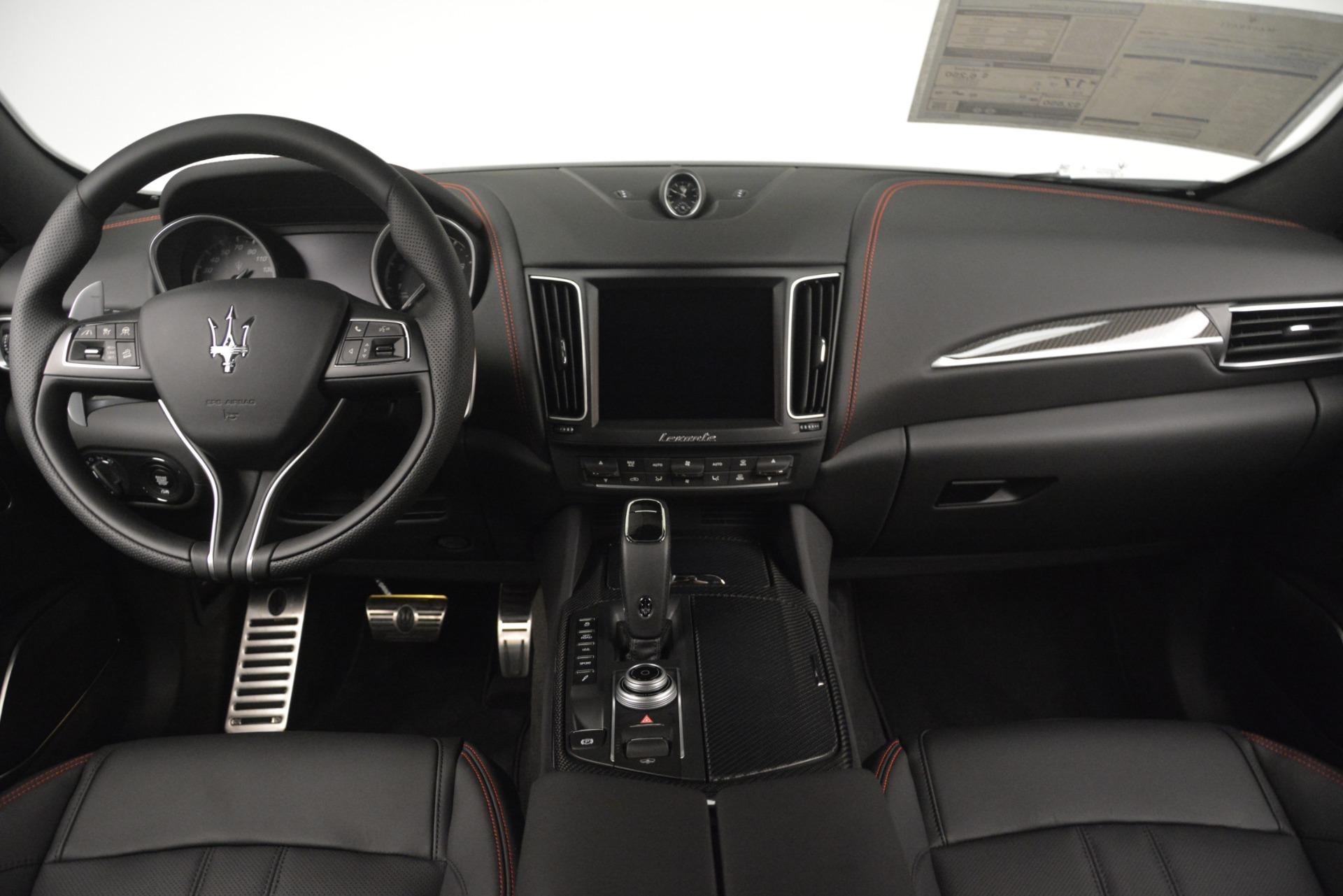 New 2019 Maserati Levante S Q4 GranSport For Sale 103440 In Greenwich, CT