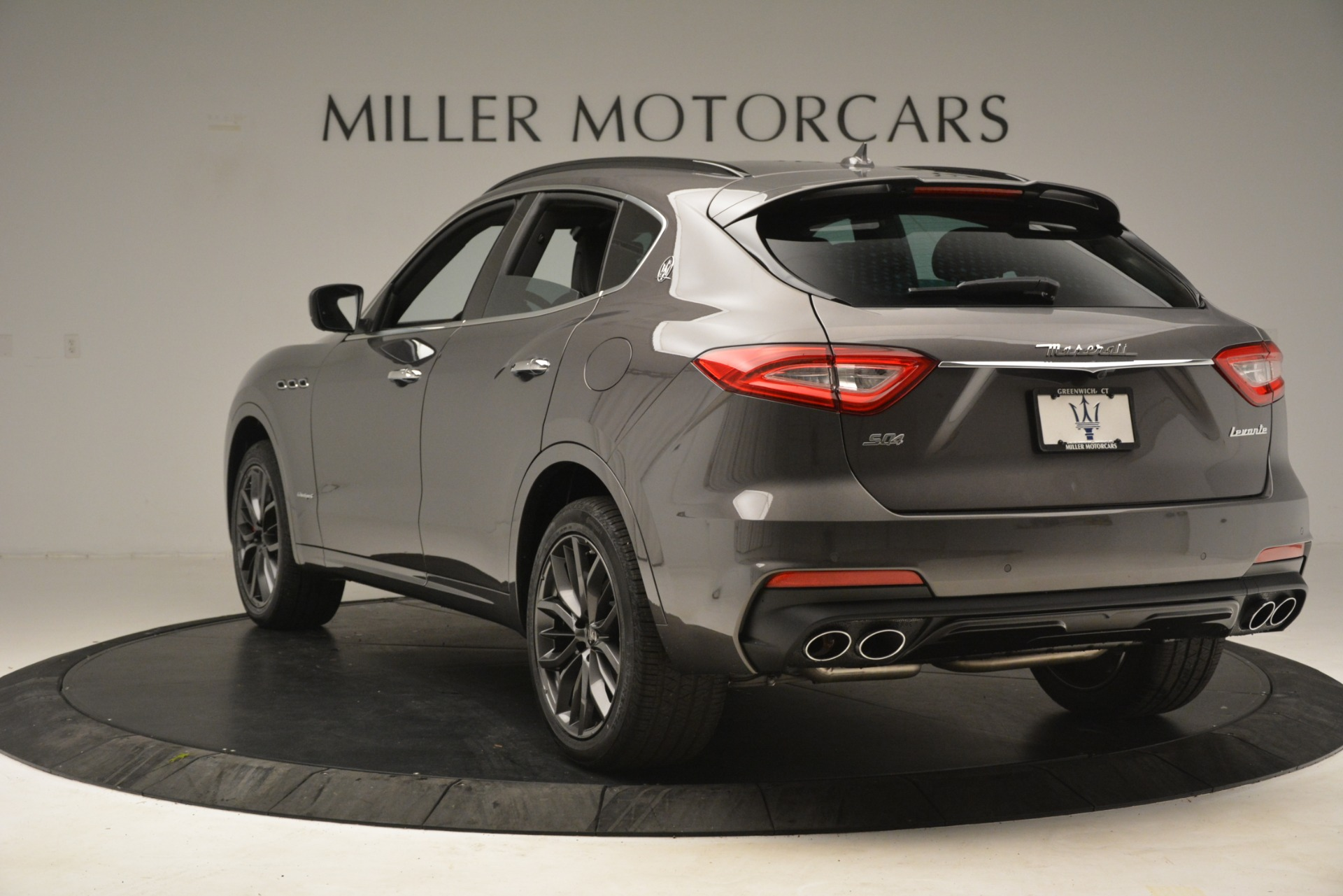 New 2019 Maserati Levante S Q4 GranSport For Sale 103440 In Greenwich, CT