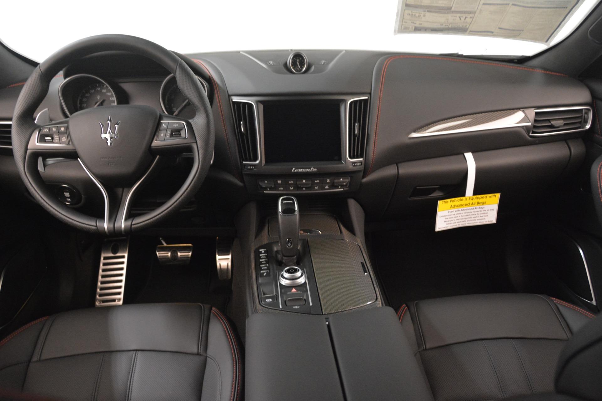 New 2019 Maserati Levante S Q4 GranSport For Sale 104540 In Greenwich, CT
