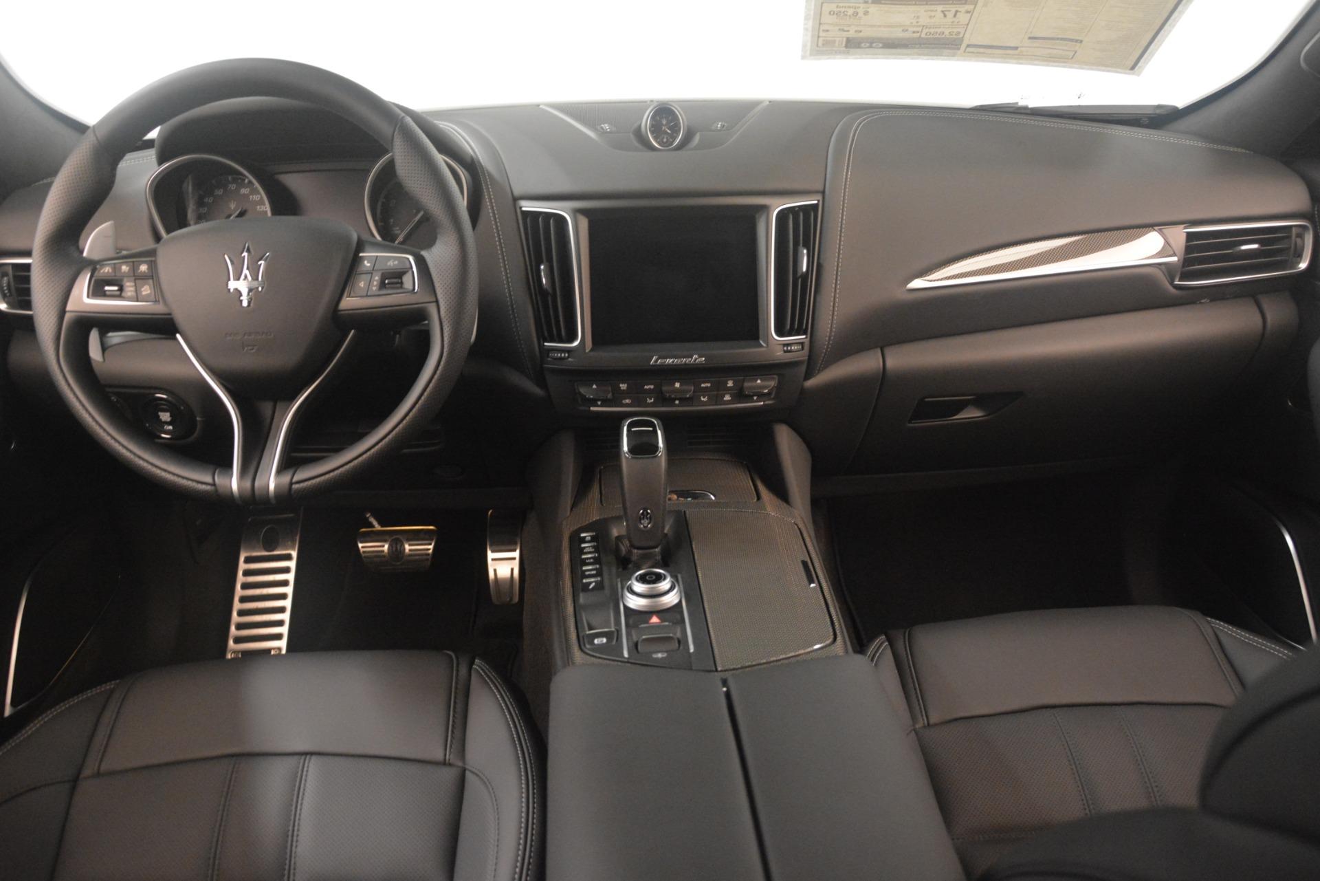 New 2019 Maserati Levante S Q4 GranSport For Sale 104840 In Greenwich, CT