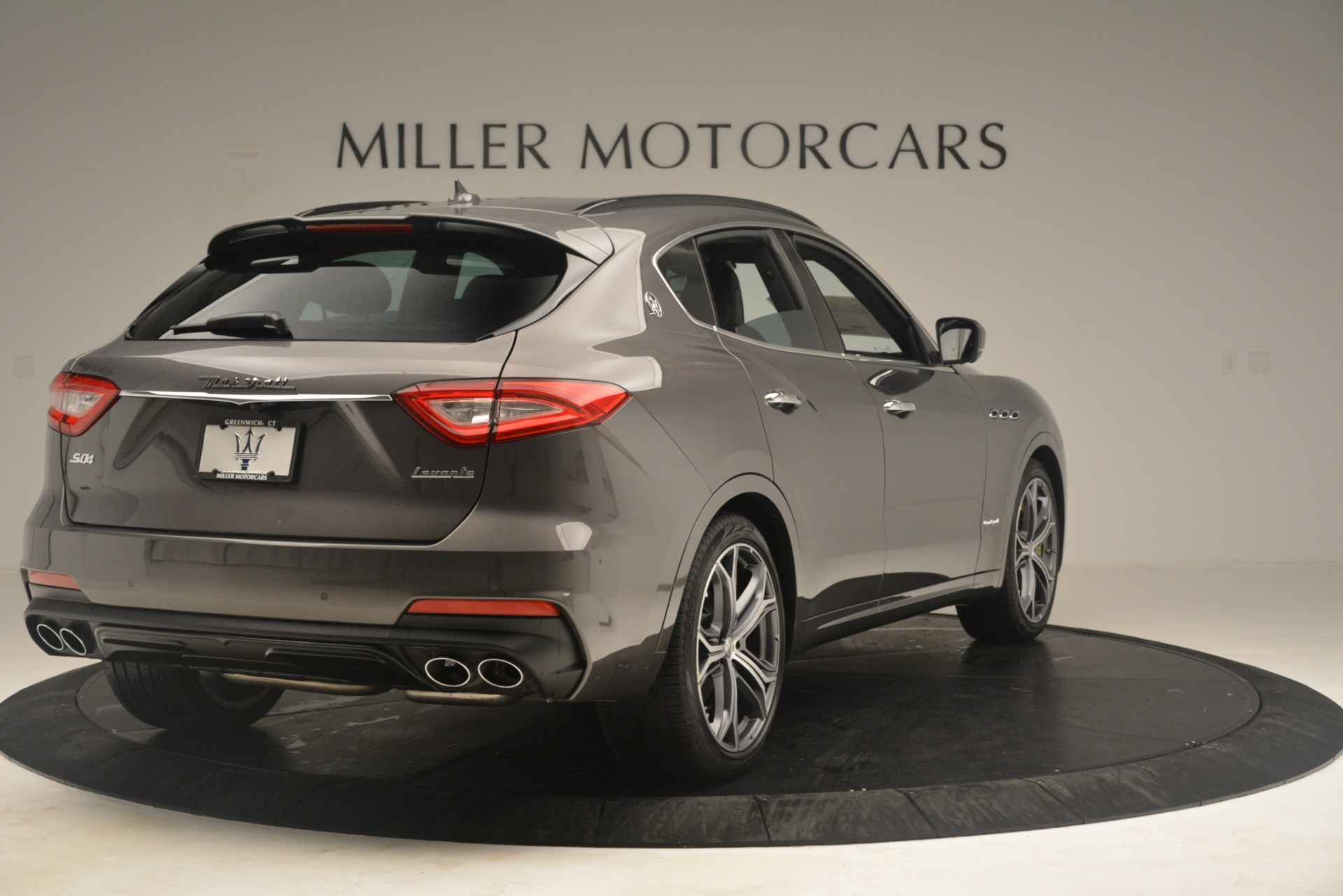 New 2019 Maserati Levante S Q4 GranSport For Sale 104840 In Greenwich, CT