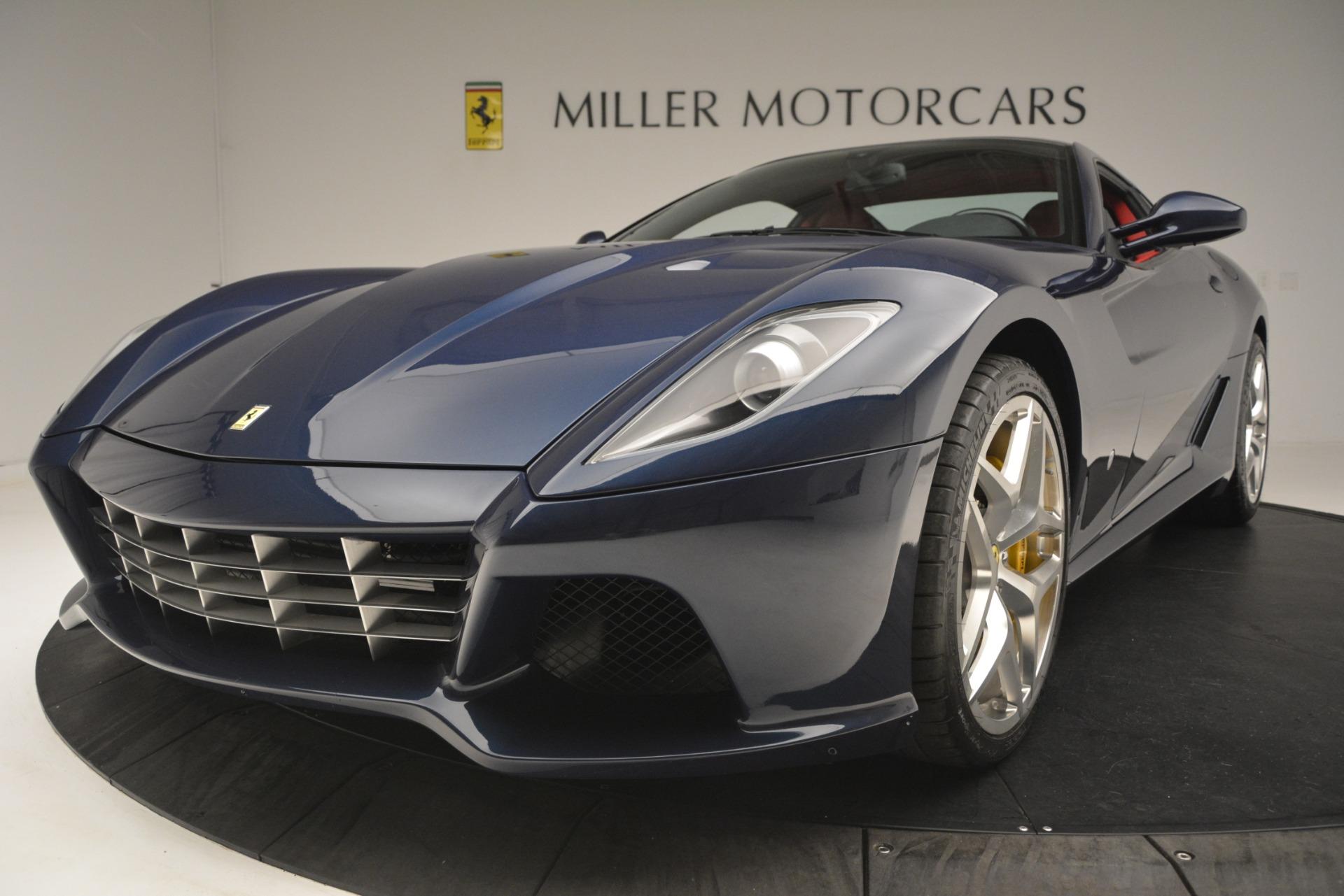 Used 2008 Ferrari 599 GTB Fiorano  For Sale 0 In Greenwich, CT