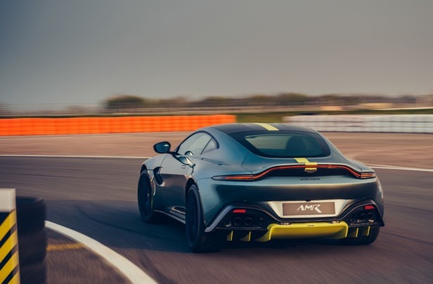 New 2020 Aston Martin Vantage AMR For Sale 0 In Greenwich, CT