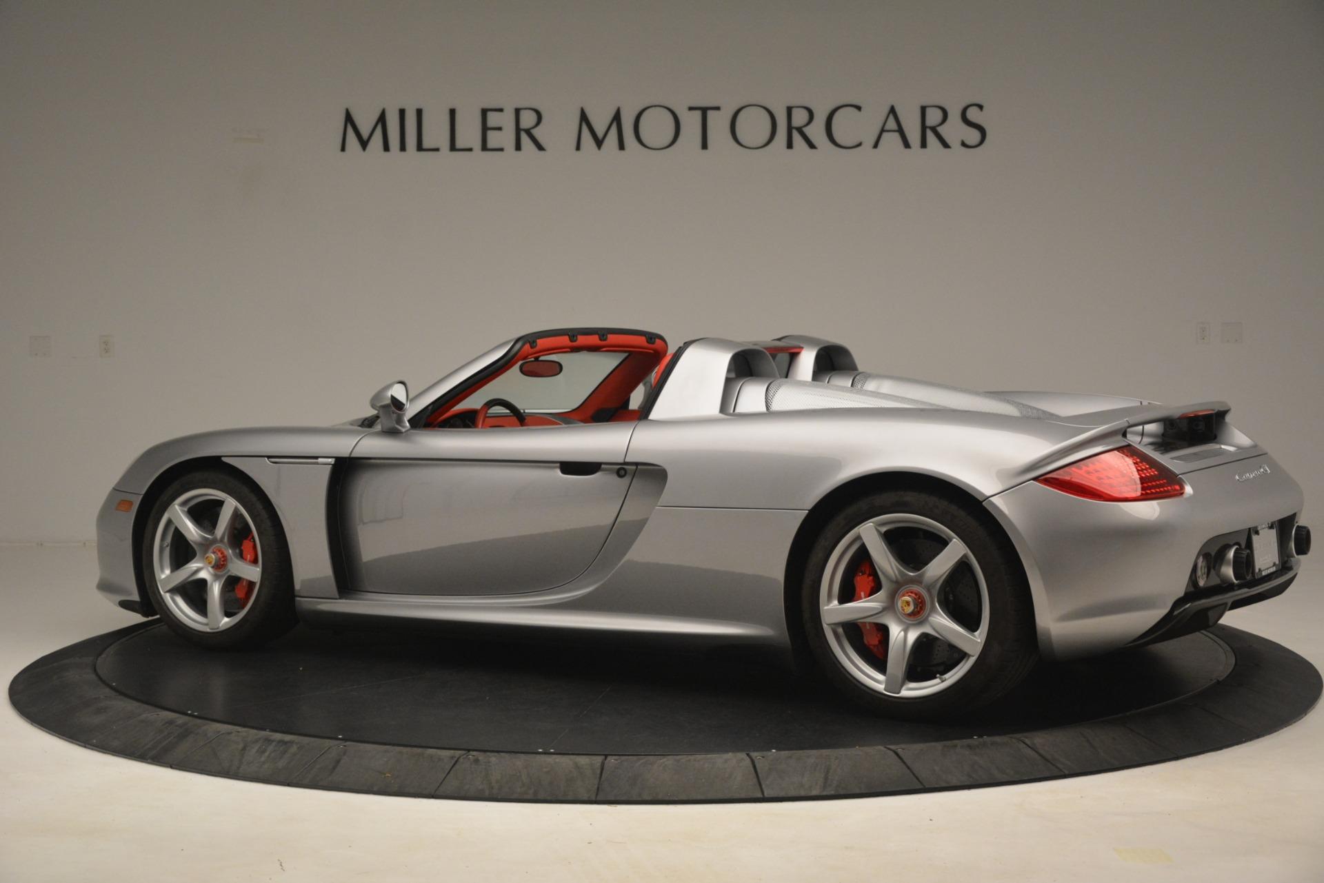 Used 2005 Porsche Carrera GT  For Sale 0 In Greenwich, CT