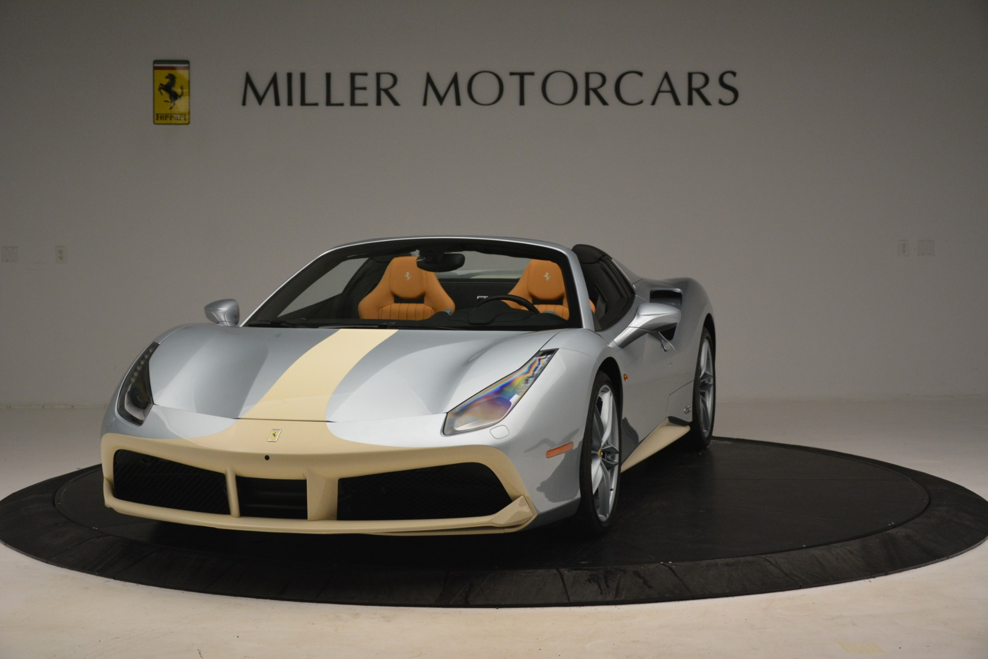 Used 2018 Ferrari 488 Spider  For Sale 415900 In Greenwich, CT