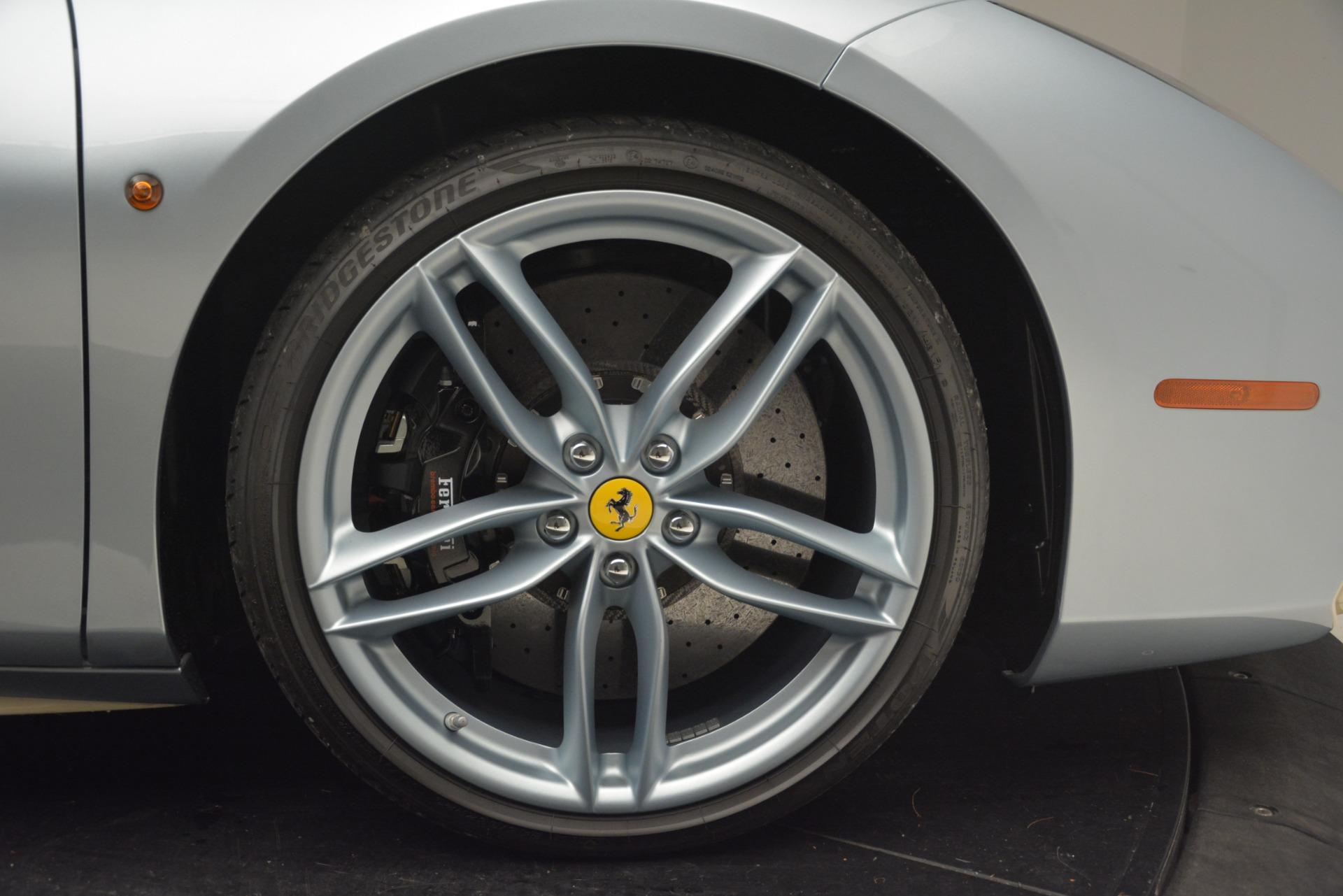 Used 2018 Ferrari 488 Spider  For Sale 0 In Greenwich, CT