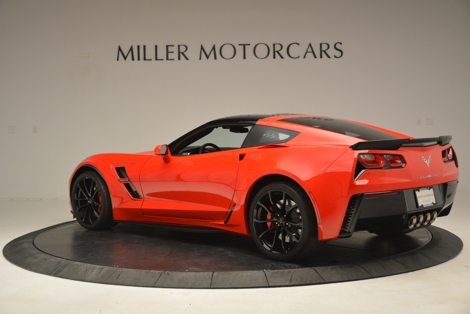 Used 2019 Chevrolet Corvette Grand Sport For Sale 0 In Greenwich, CT