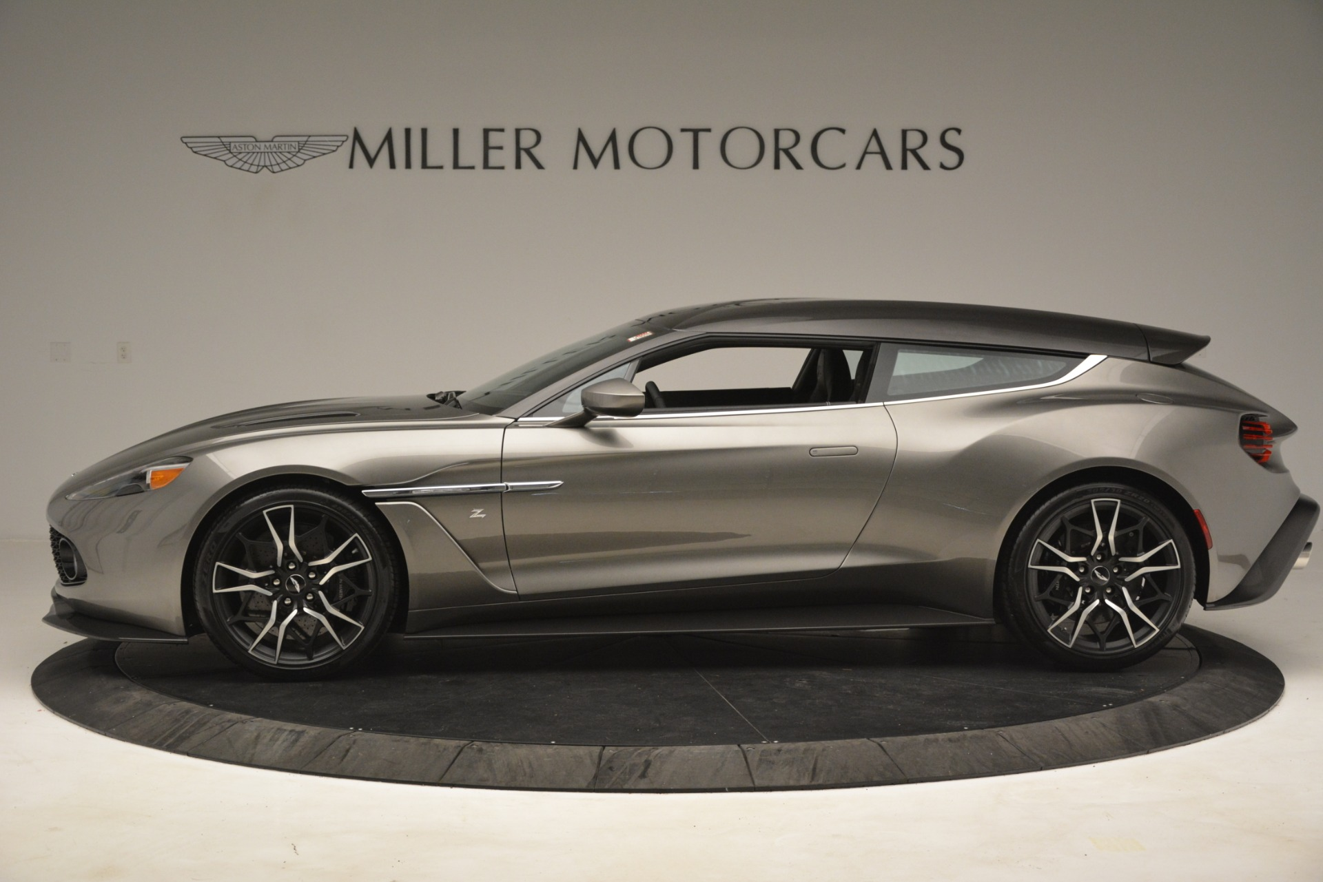 New 2019 Aston Martin Vanquish Zagato Shooting Brake For Sale 899131 In Greenwich, CT