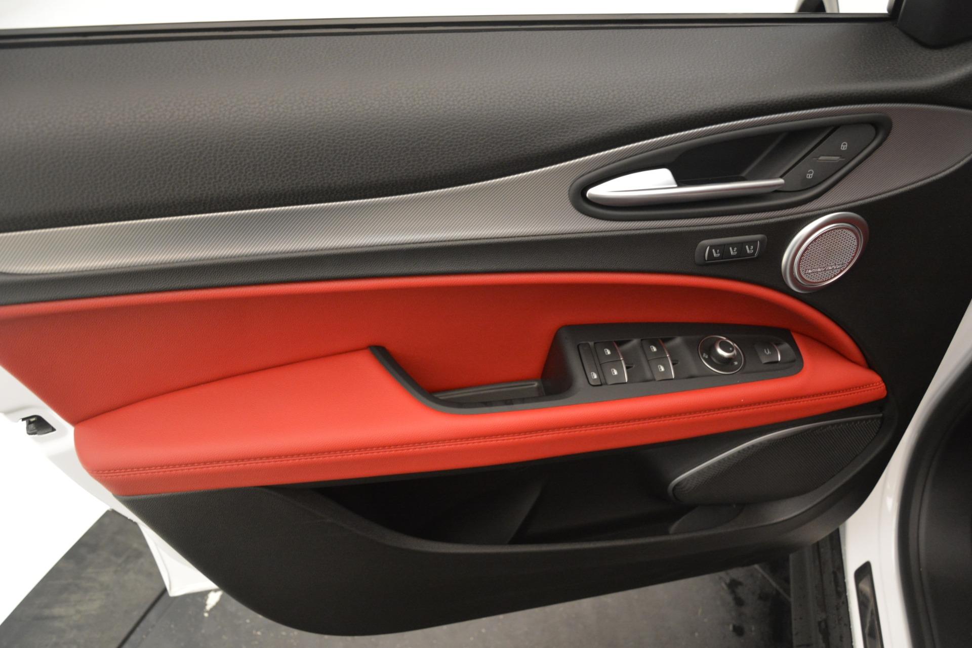 New 2019 Alfa Romeo Stelvio Ti Sport Q4 For Sale 54390 In Greenwich, CT