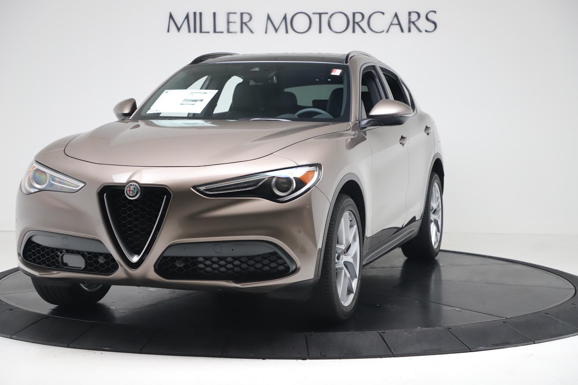 New 2019 Alfa Romeo Stelvio Ti Sport Q4 For Sale 51690 In Greenwich, CT