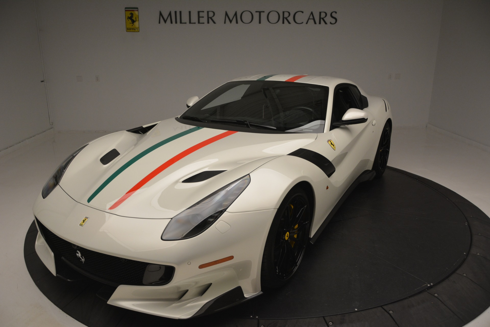 Used 2017 Ferrari F12tdf  For Sale 1045000 In Greenwich, CT