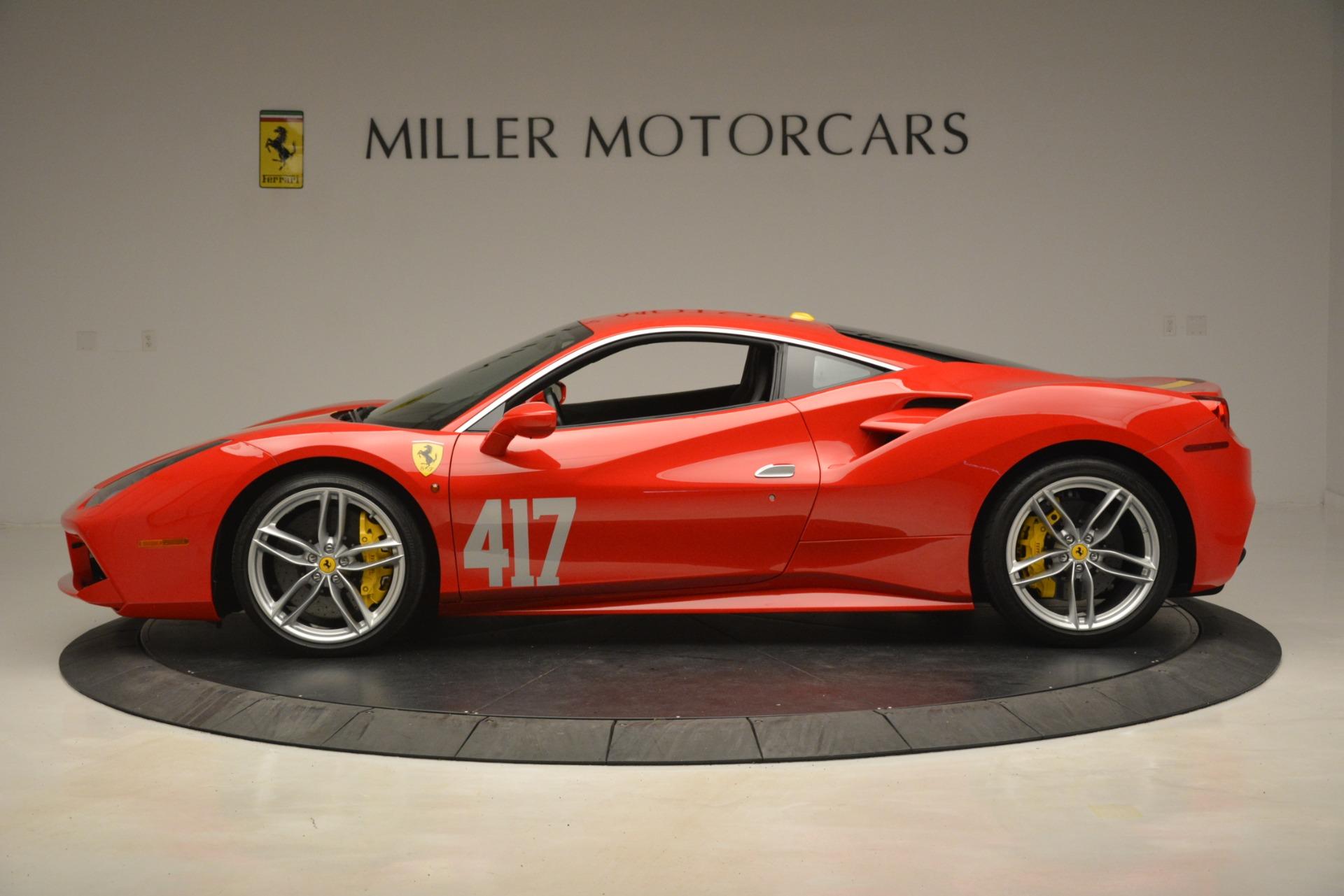 Used 2018 Ferrari 488 GTB  For Sale 0 In Greenwich, CT