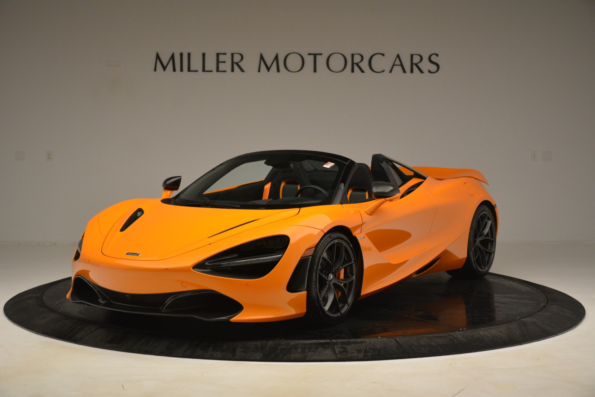 New 2020 McLaren 720S Spider For Sale 407450 In Greenwich, CT