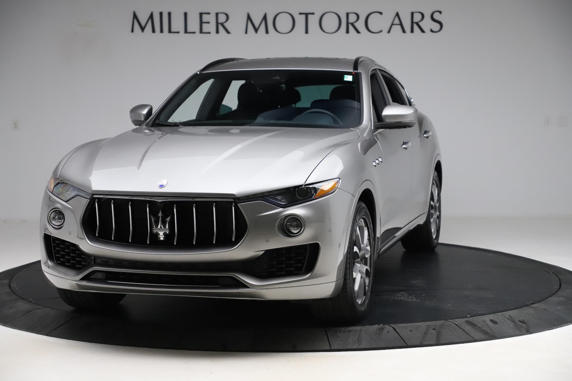 New 2019 Maserati Levante Q4 For Sale 84130 In Greenwich, CT