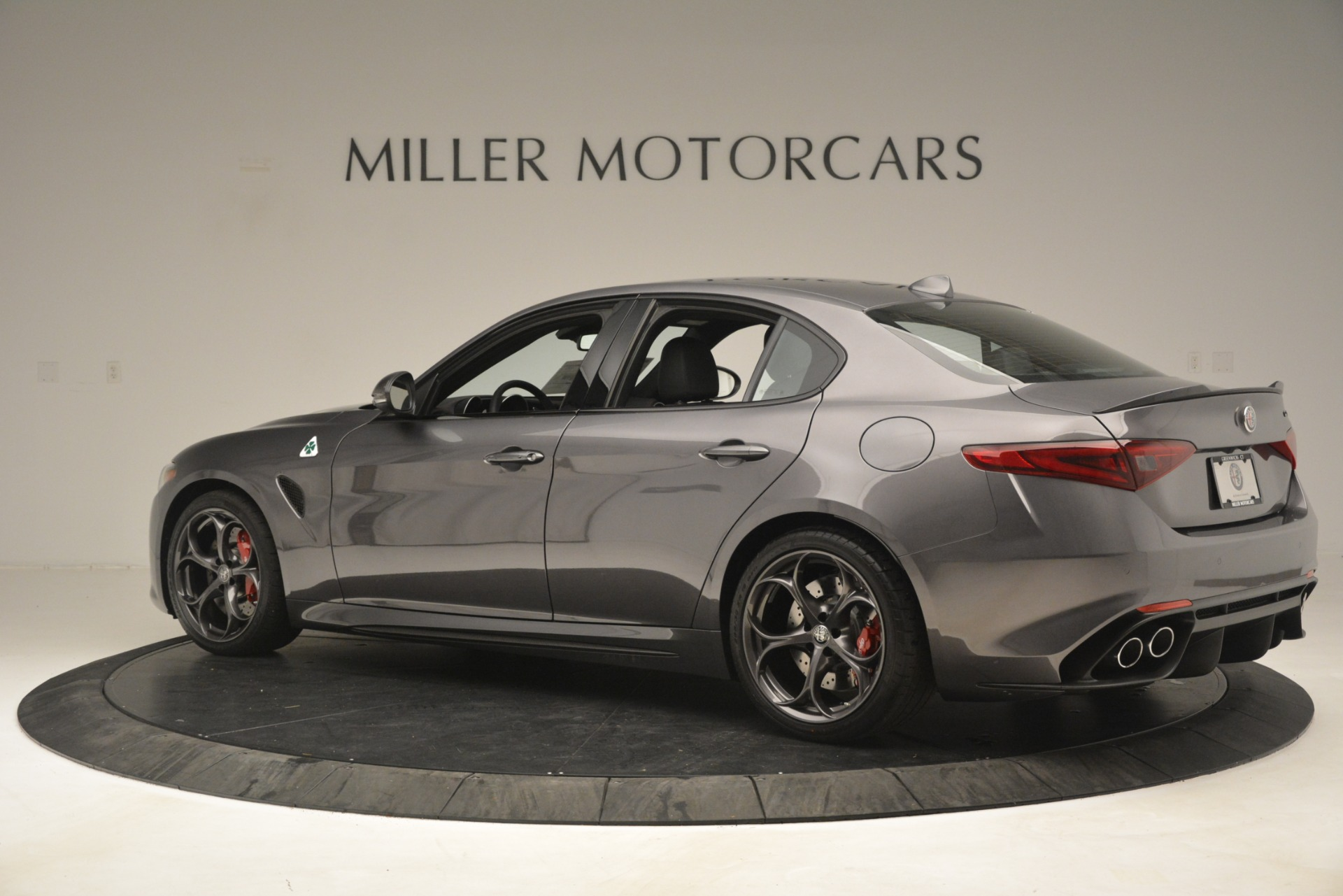 New 2019 Alfa Romeo Giulia Quadrifoglio For Sale 79340 In Greenwich, CT
