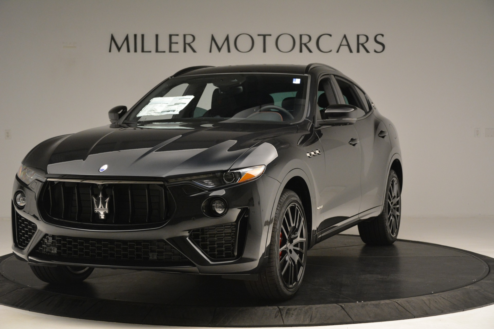 New 2019 Maserati Levante SQ4 GranSport Nerissimo For Sale 105130 In Greenwich, CT