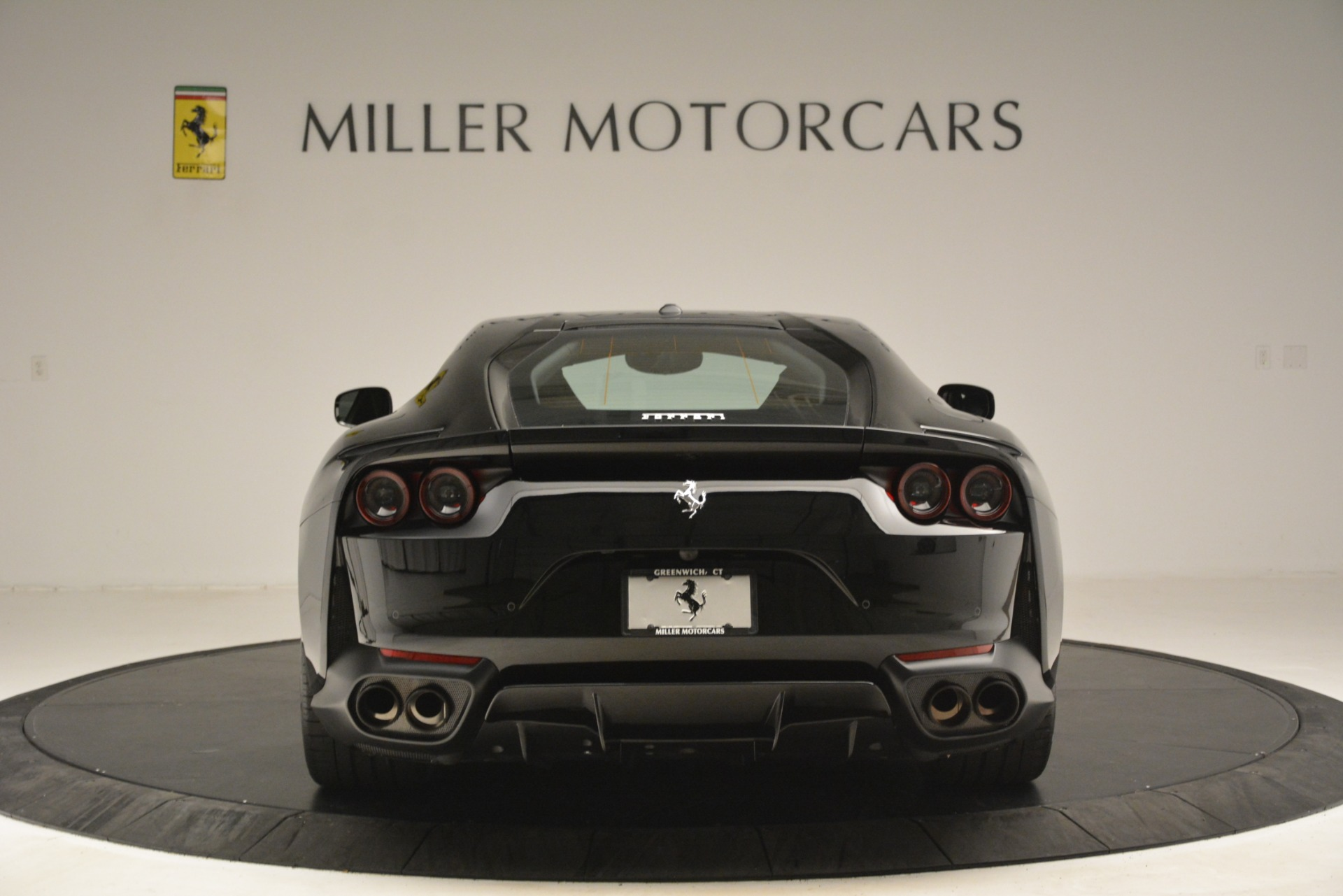 Used 2019 Ferrari 812 Superfast  For Sale 0 In Greenwich, CT