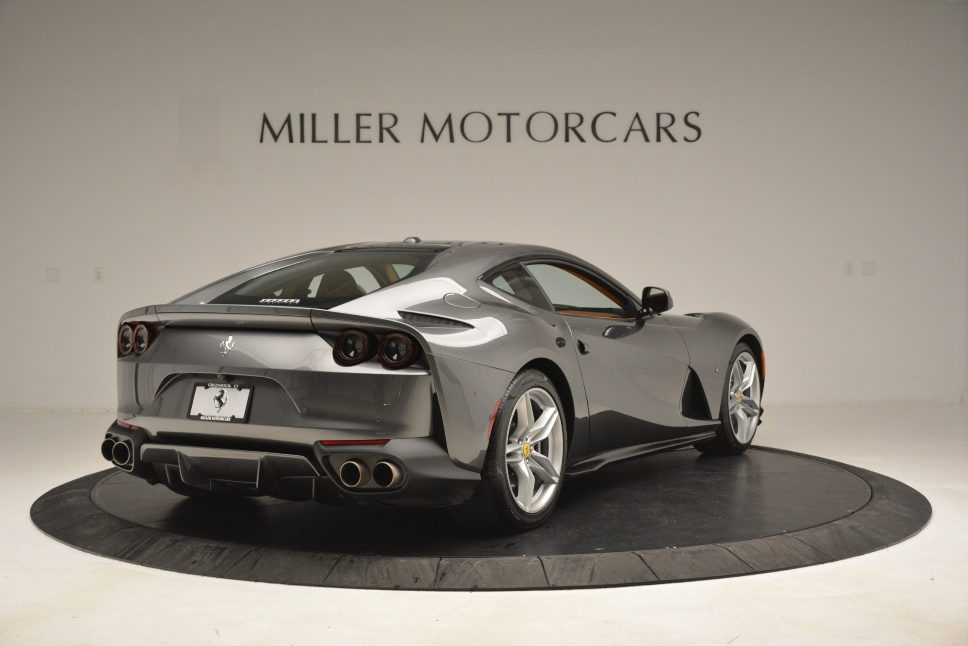 Used 2018 Ferrari 812 Superfast  For Sale 405900 In Greenwich, CT